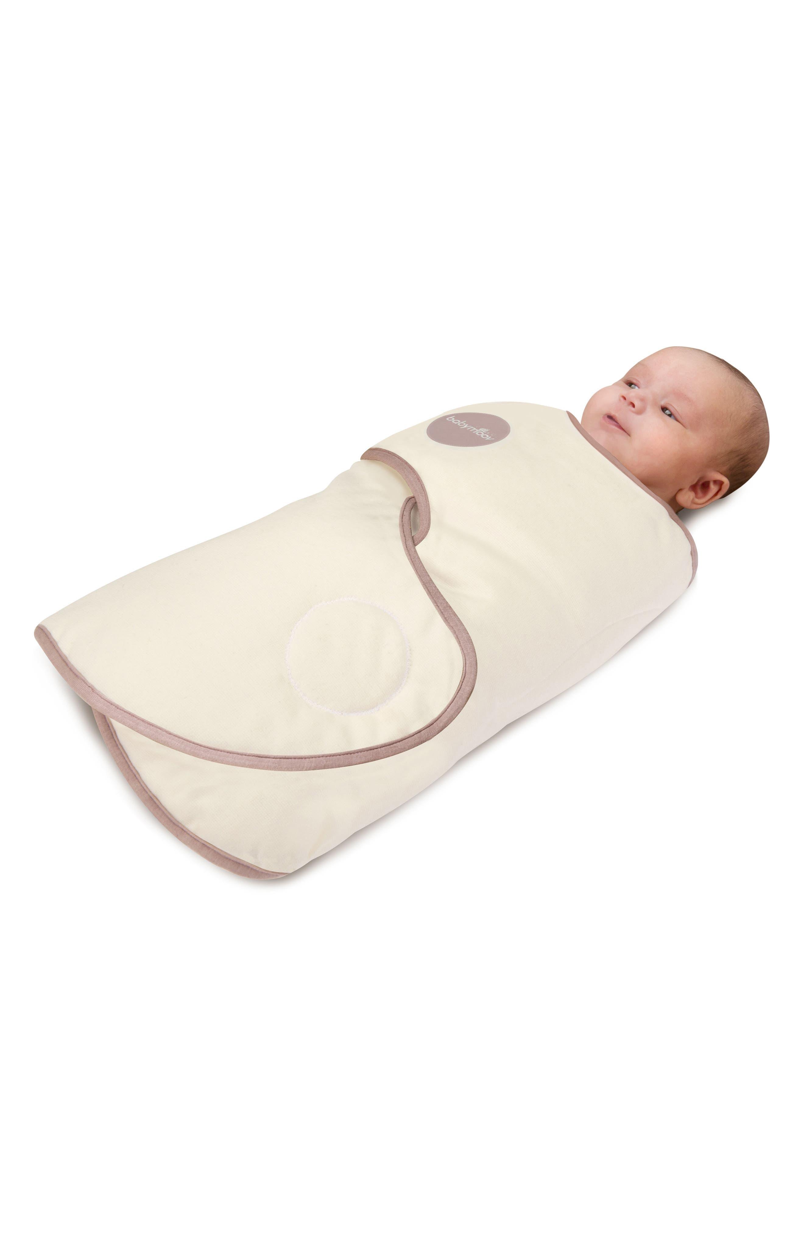 Alternate Image 5  - Babymoov CozyCover Swaddle Wrap Blanket