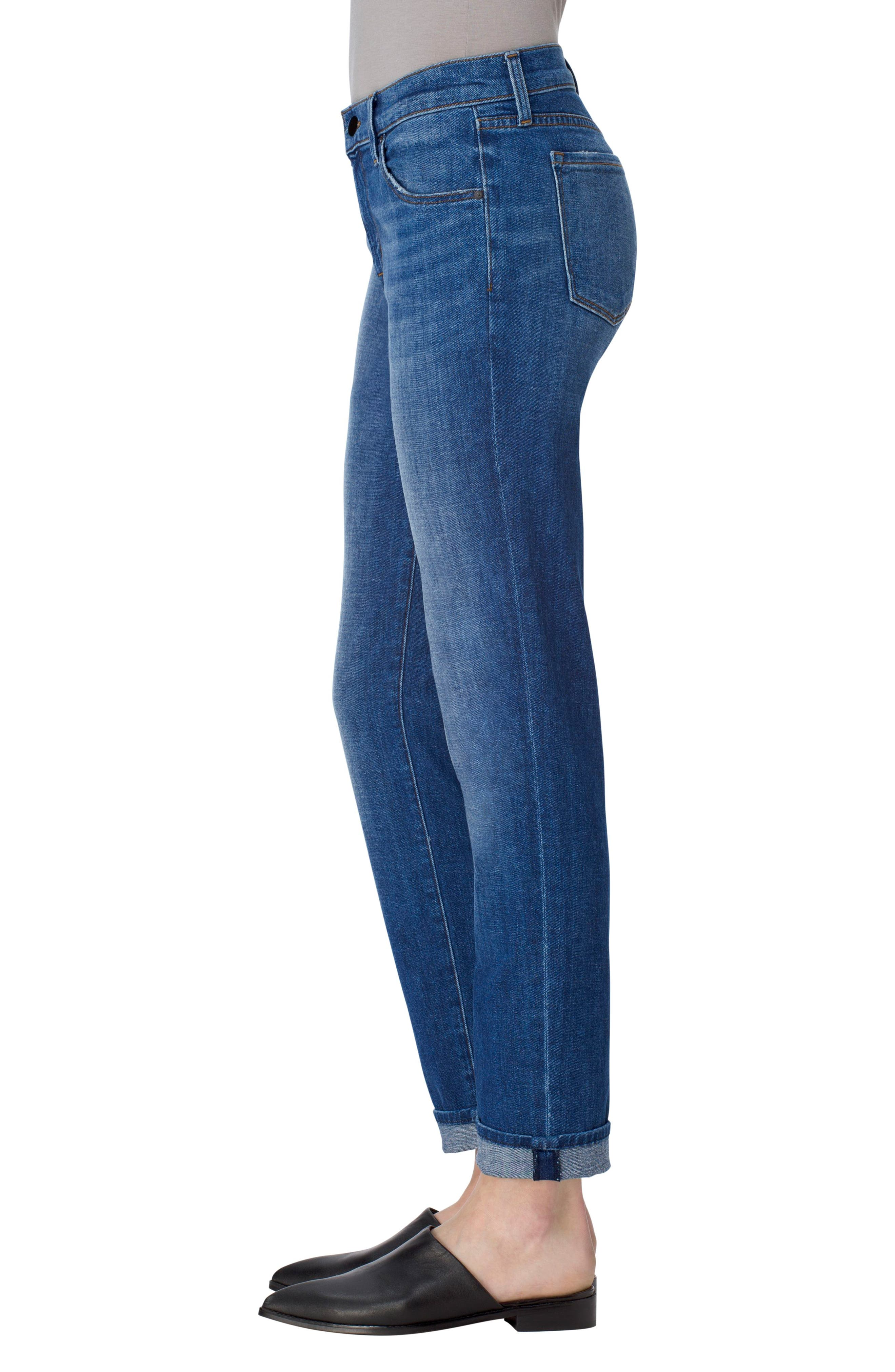 Alternate Image 3  - J Brand Johnny Boyfriend Jeans