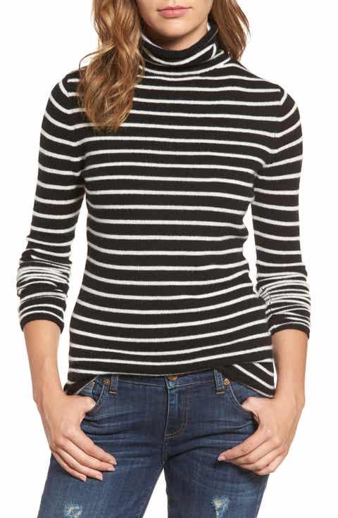 Women's Cashmere Turtleneck Sweaters | Nordstrom