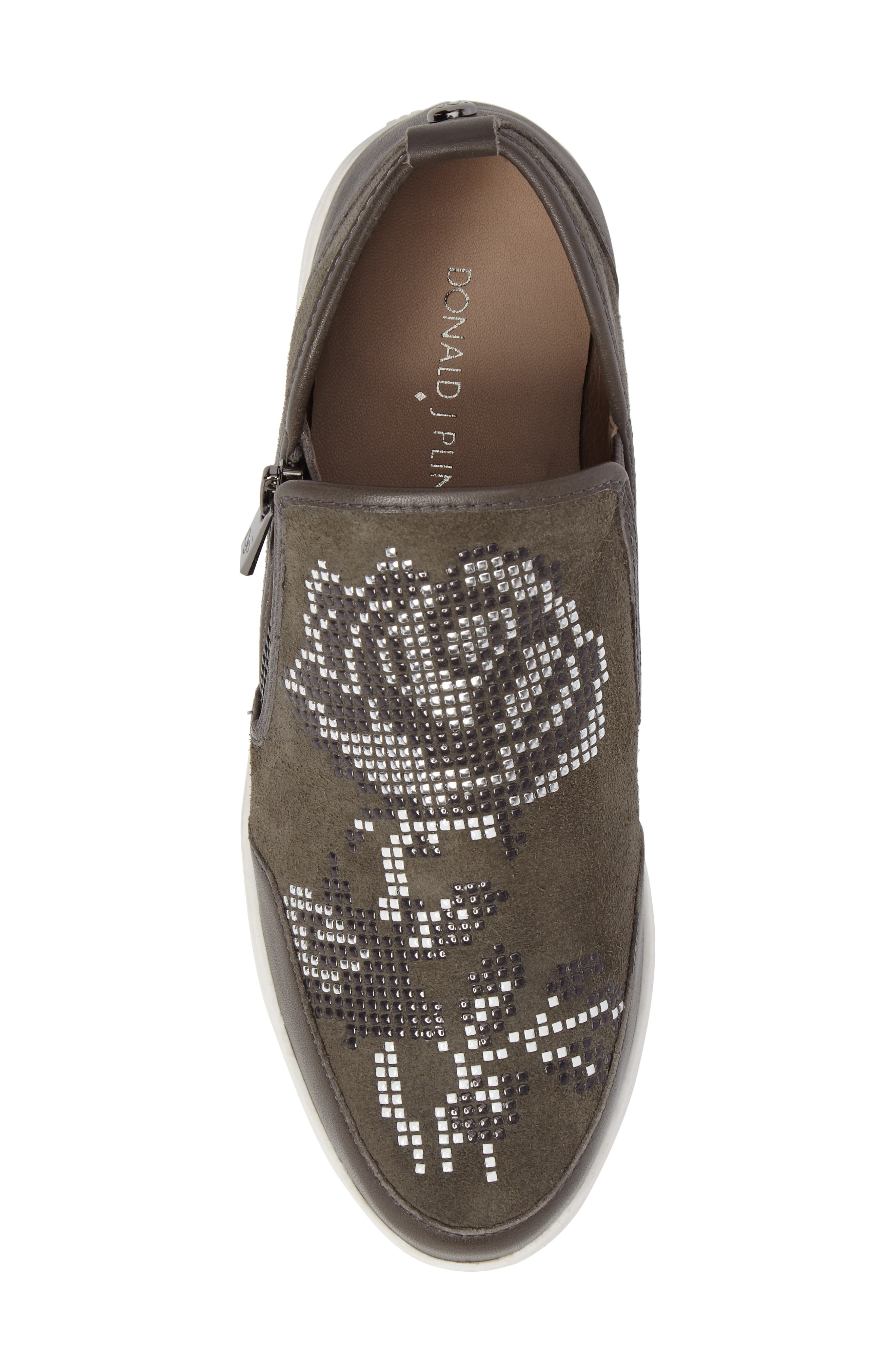 Alternate Image 5  - Donald J Pliner Mylasp Embellished Sneaker (Women)