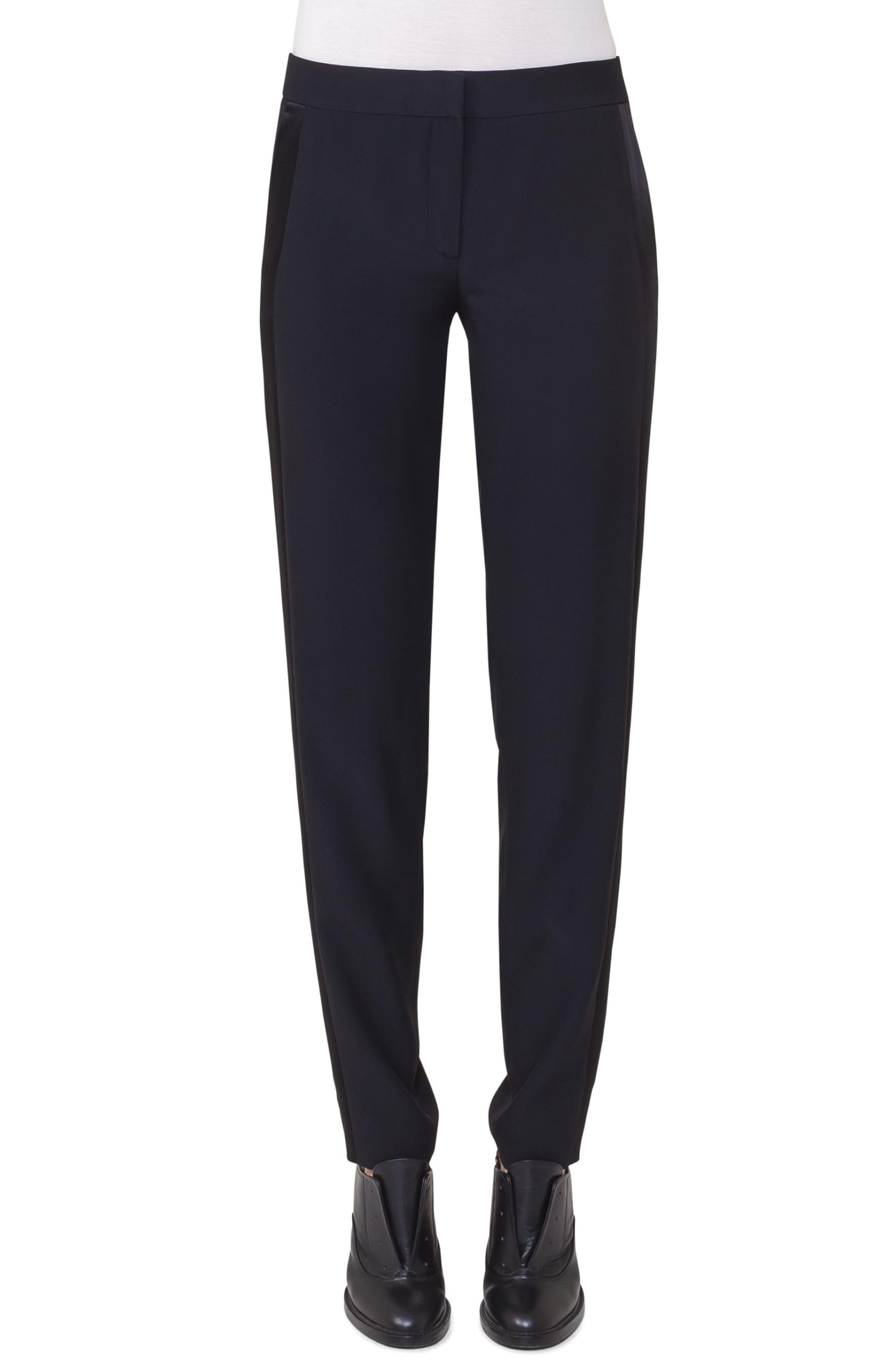 Fayola Pants,                         Main,                         color, Black