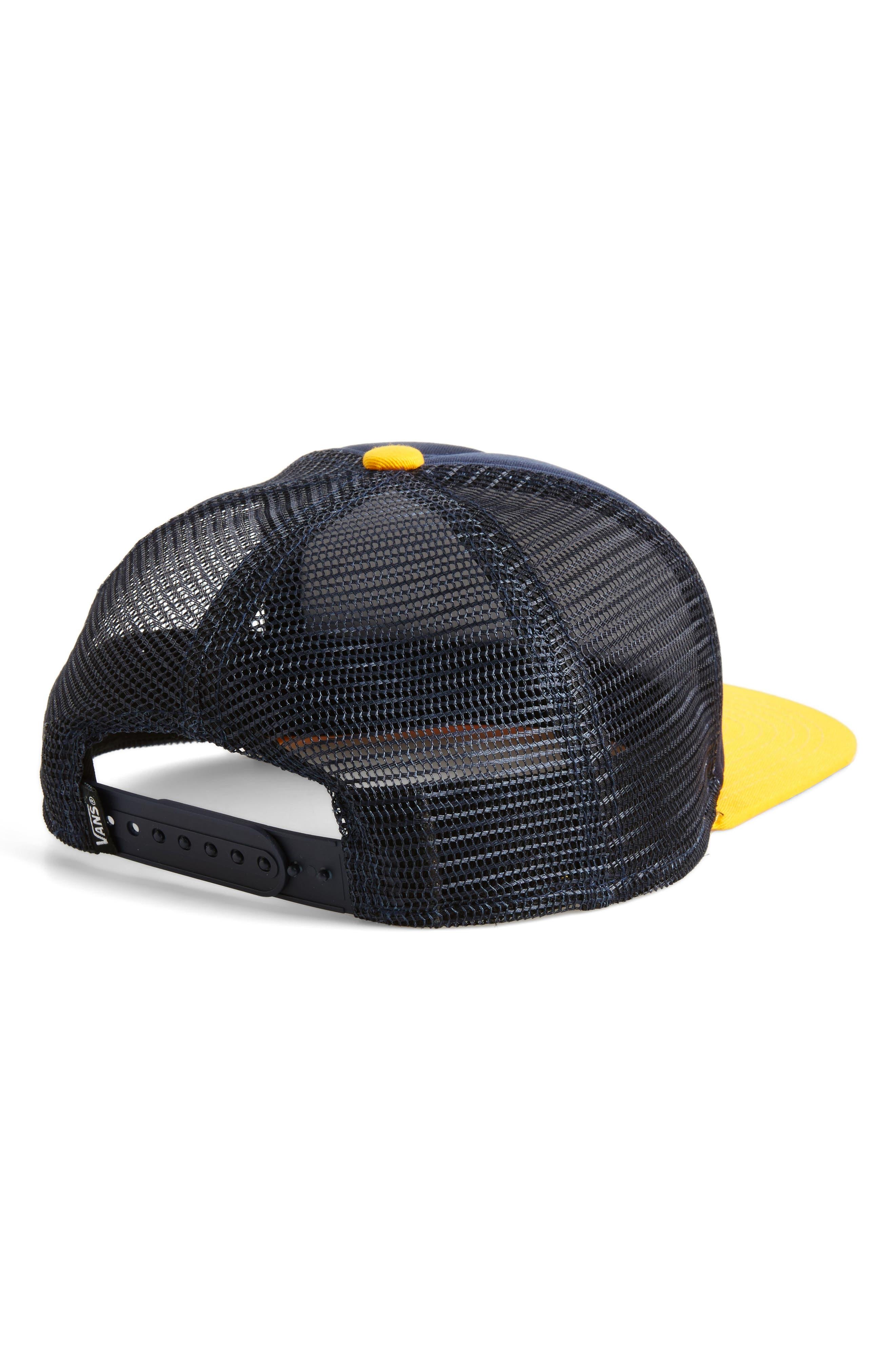 Alternate Image 2  - Vans Mercer Trucker Hat (Boys)