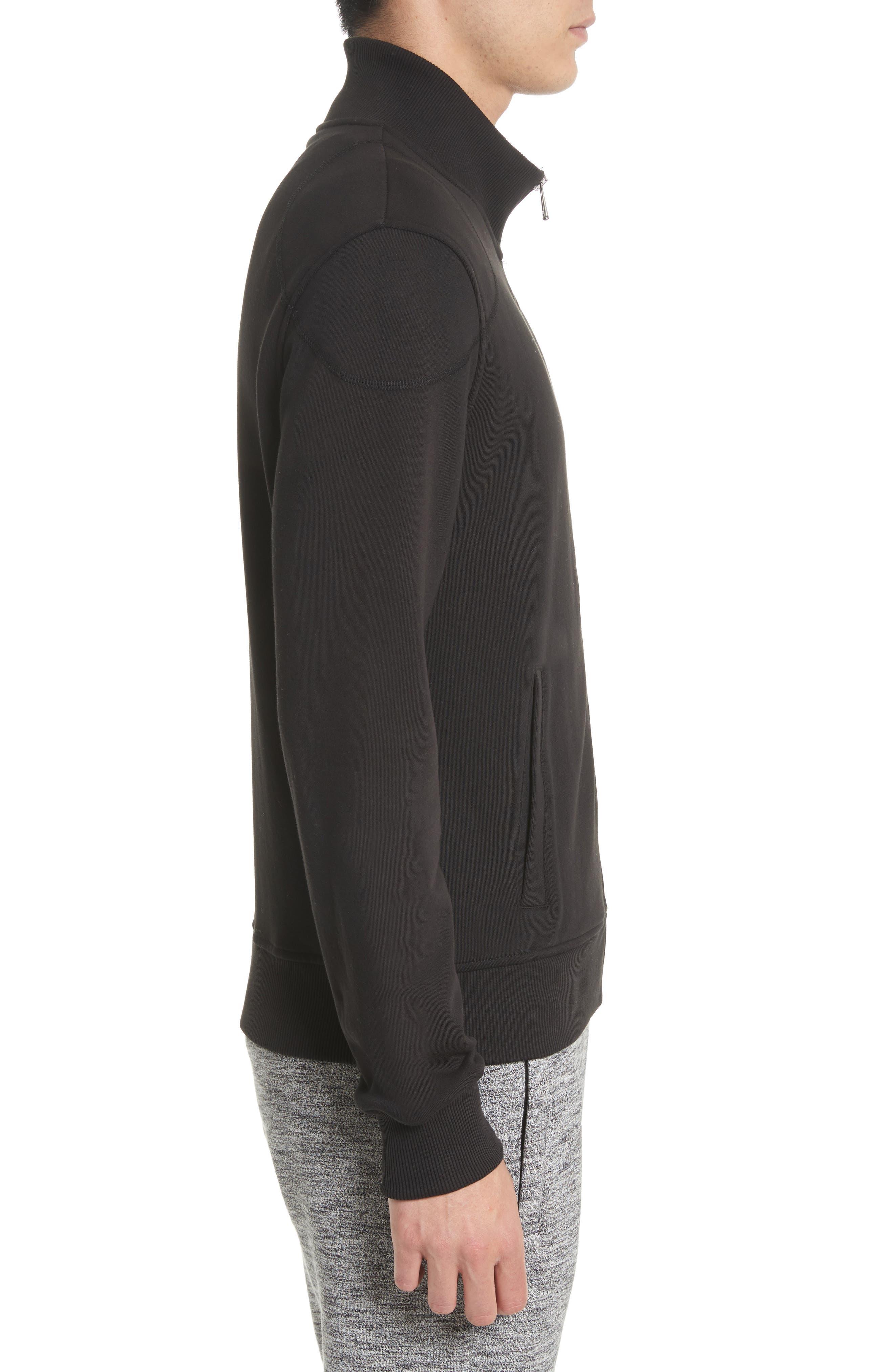 Alternate Image 3  - Belstaff Staplefield Mock Neck Full Zip Sweater