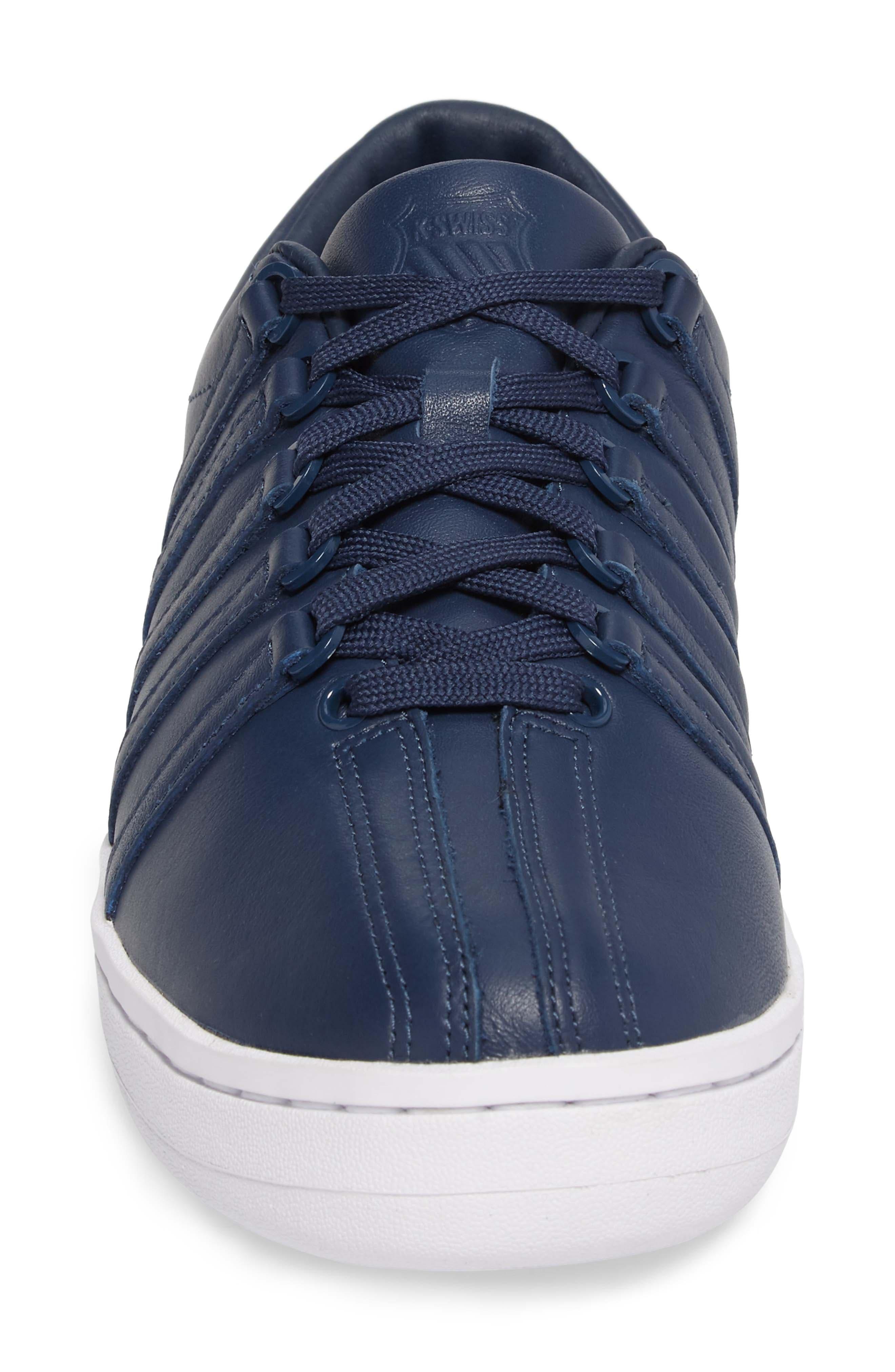 Classic '88 Sneaker,                             Alternate thumbnail 4, color,                             Dark Denim/ White