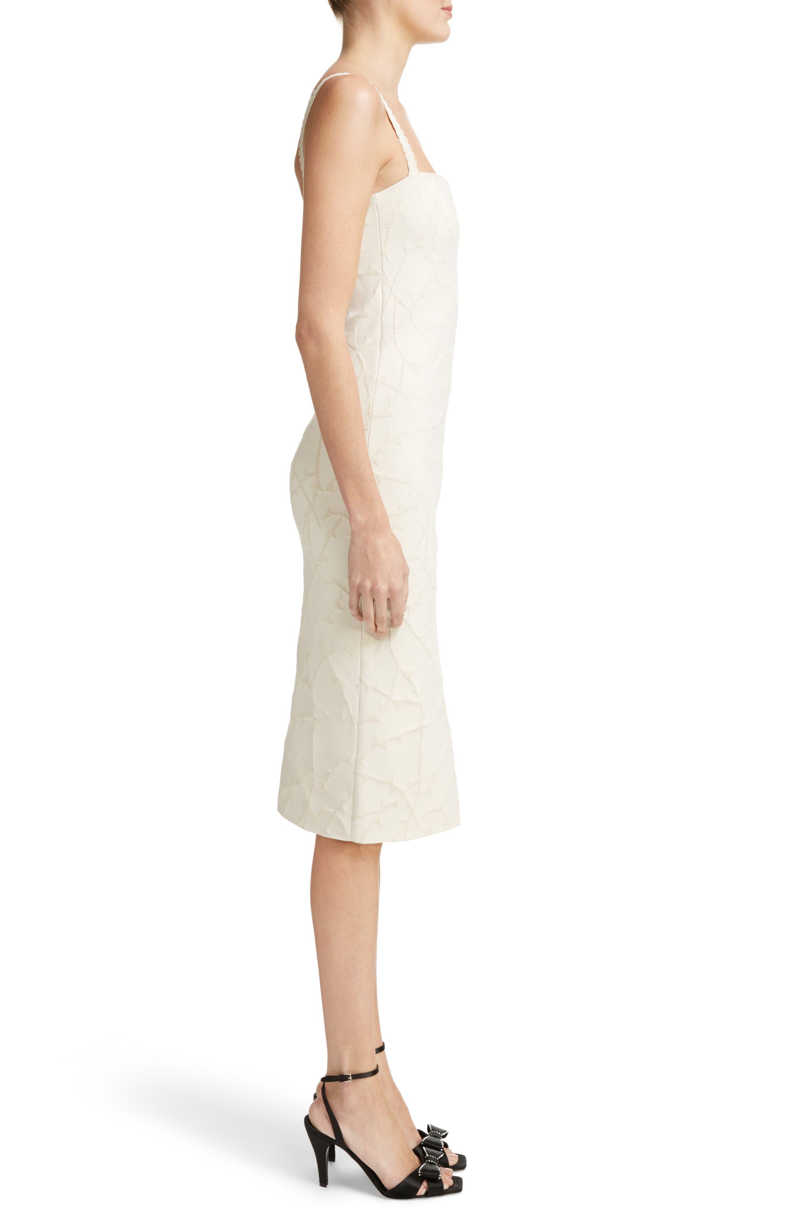 Alternate Image 3  - Loewe Jacquard Knit Dress