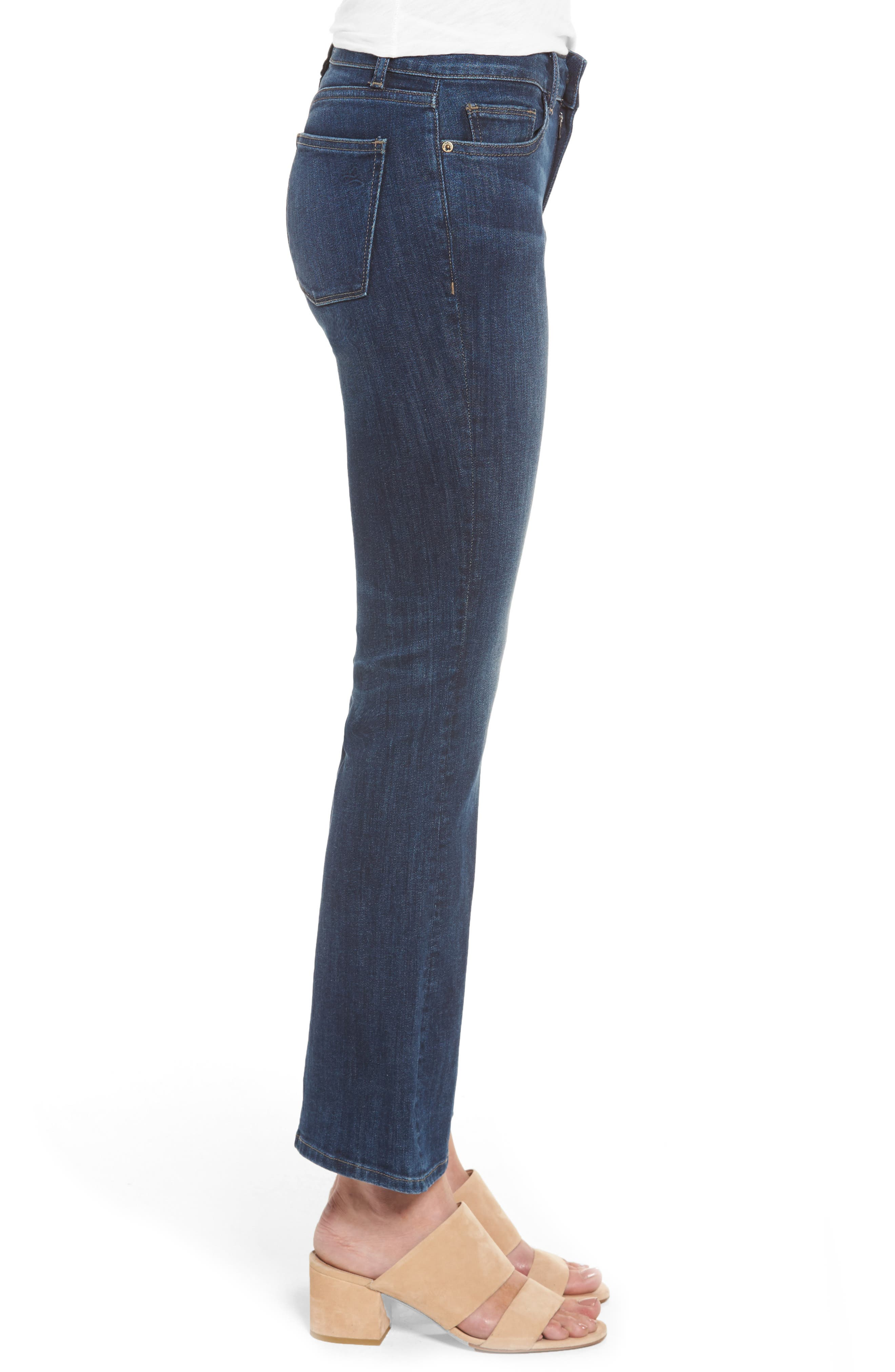 Alternate Image 3  - DL1961 Abbey Bootcut Jeans (Maize)