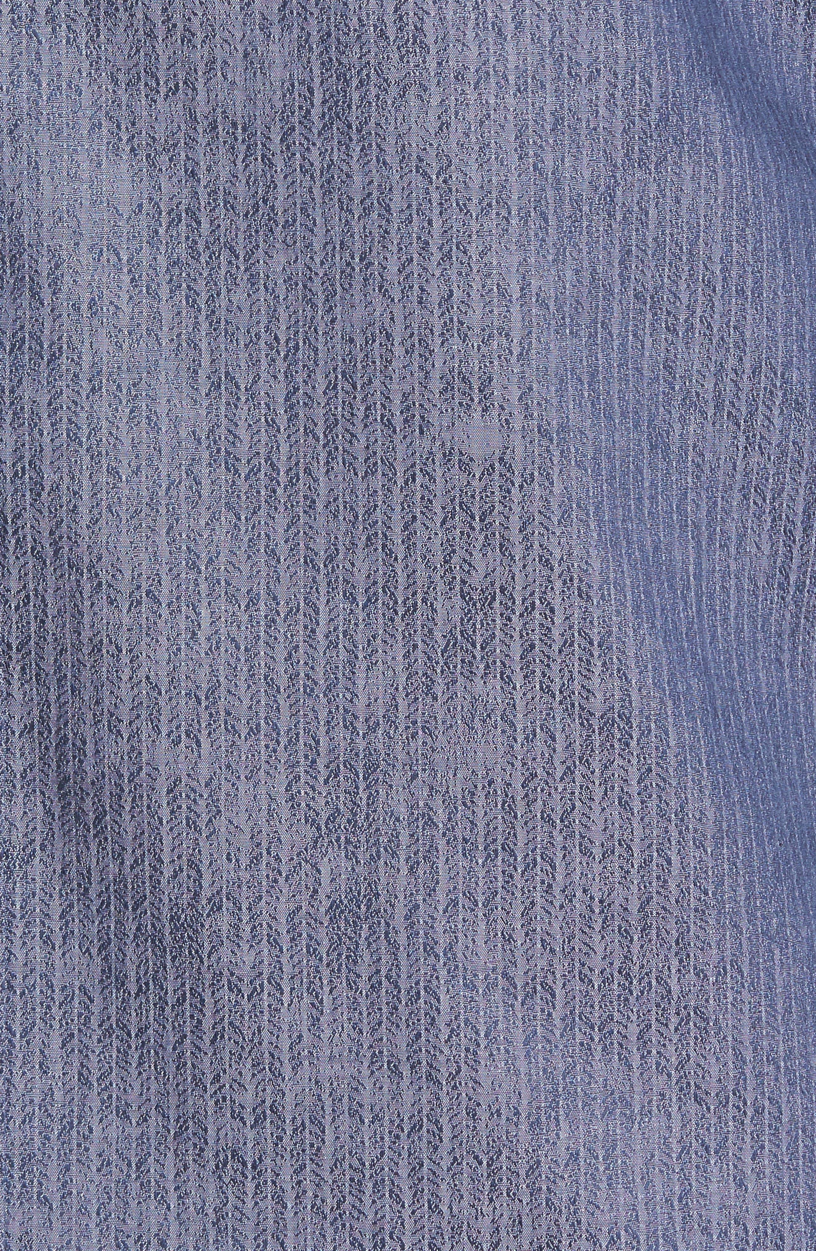 Alternate Image 5  - Vince Camuto Slim Fit Print Sport Shirt
