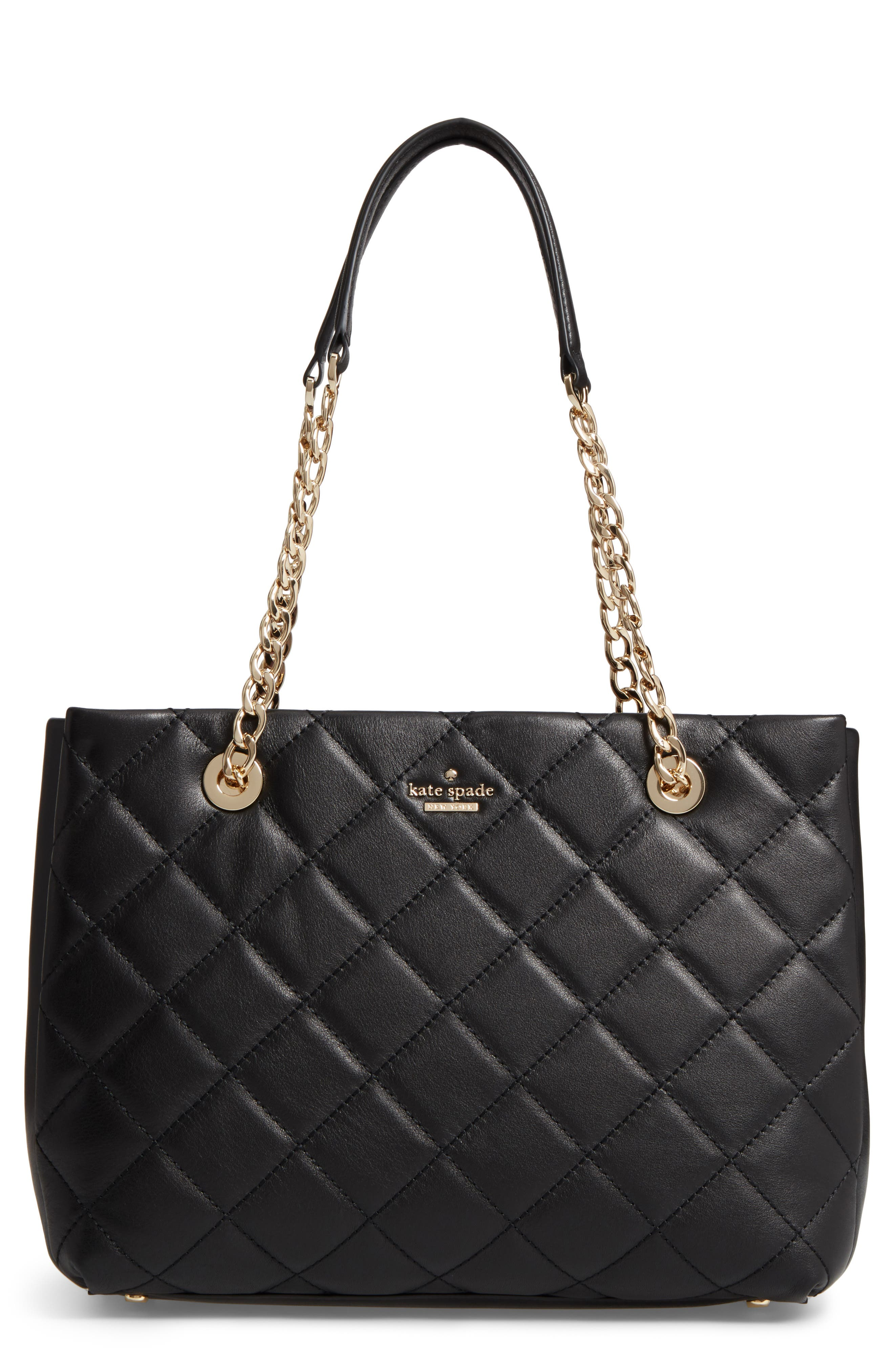 Alternate Image 1 Selected - kate spade new york emerson place - allis leather tote