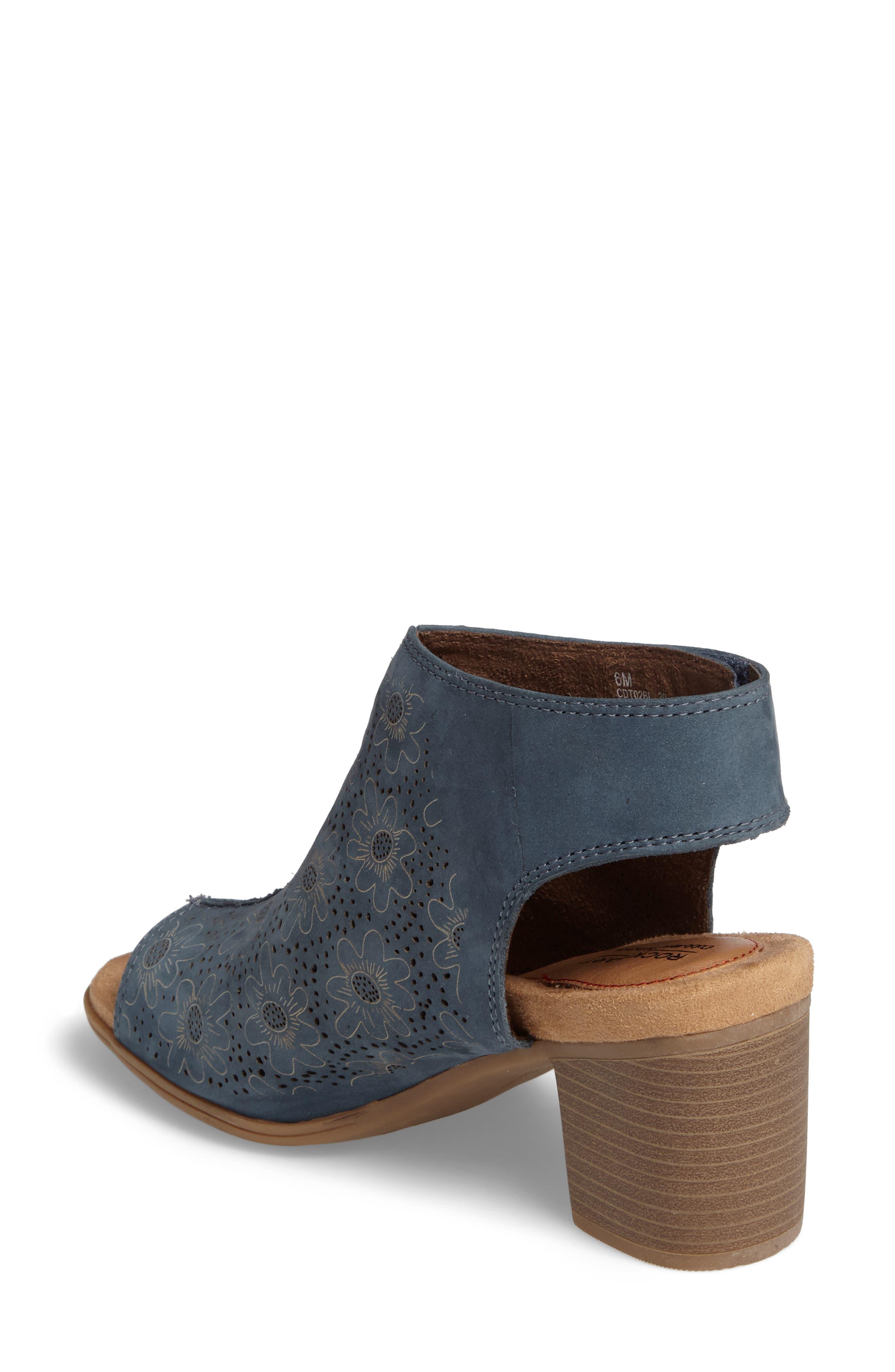 Alternate Image 2  - Rockport Cobb Hill Hattie Perforated Slingback Sandal (Women)
