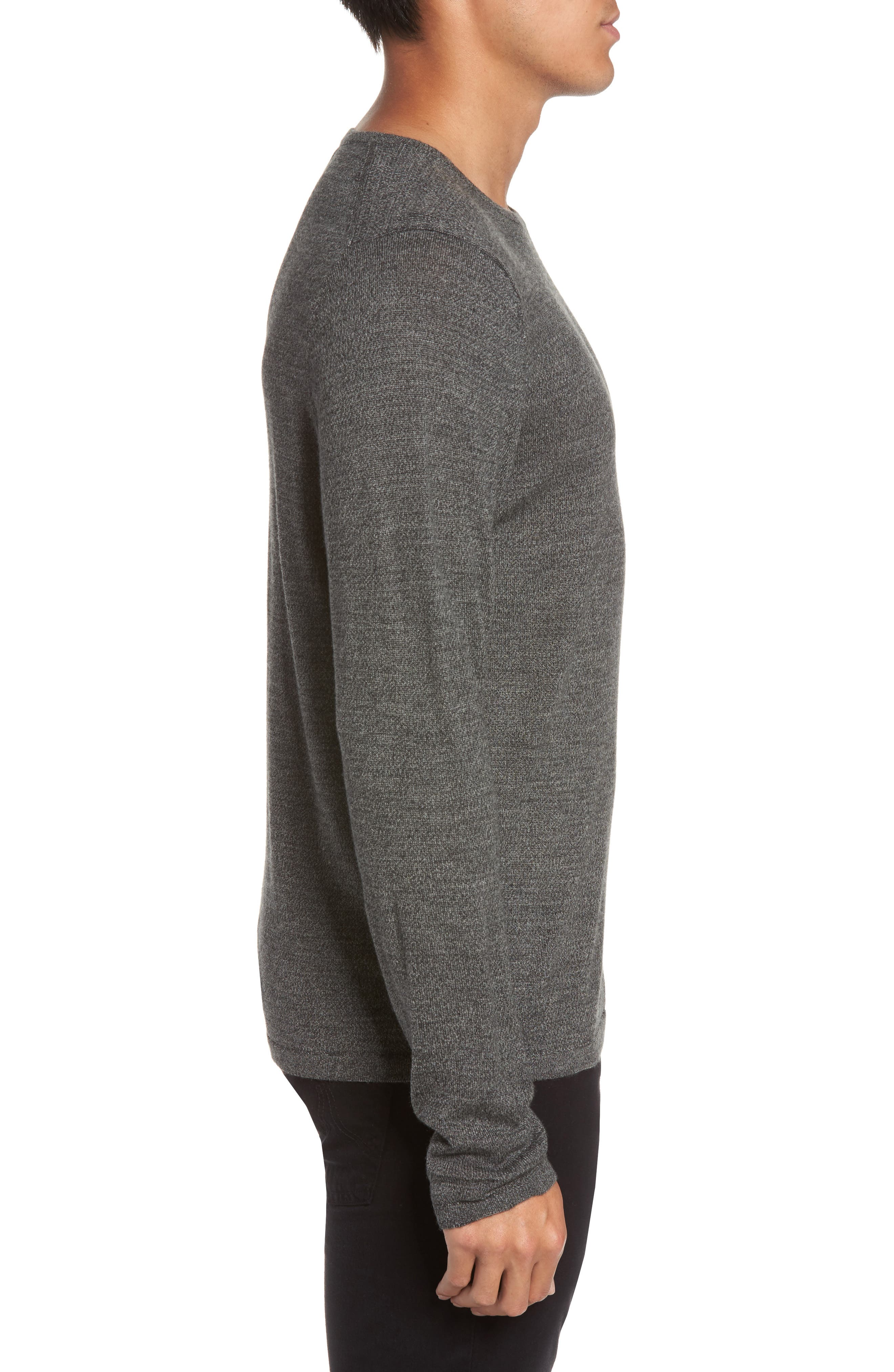 Alternate Image 3  - Calibrate Merino Blend Crewneck Sweater