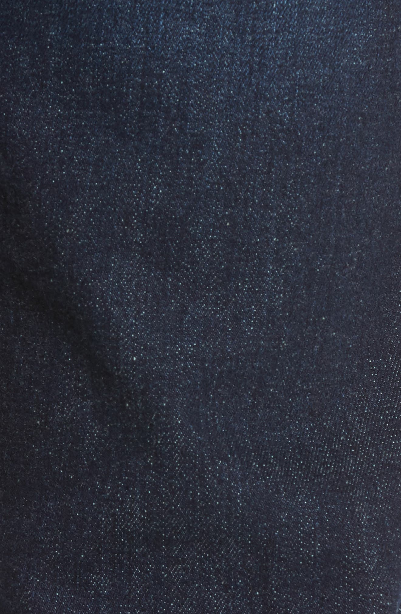 Alternate Image 5  - 7 For All Mankind® The Standard Straight Fit Jeans (Covington)