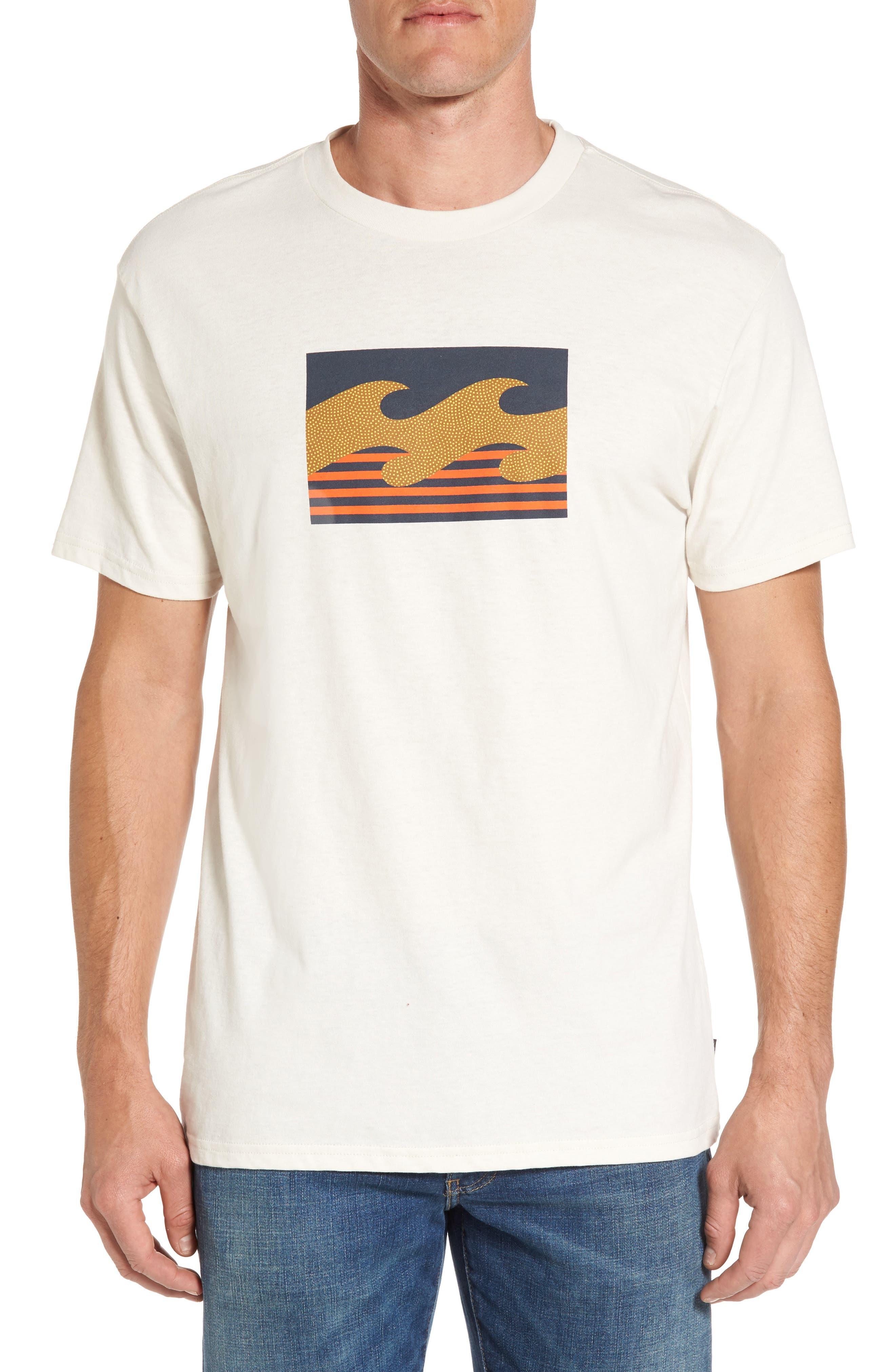 Billabong Team Wave Graphic T-Shirt