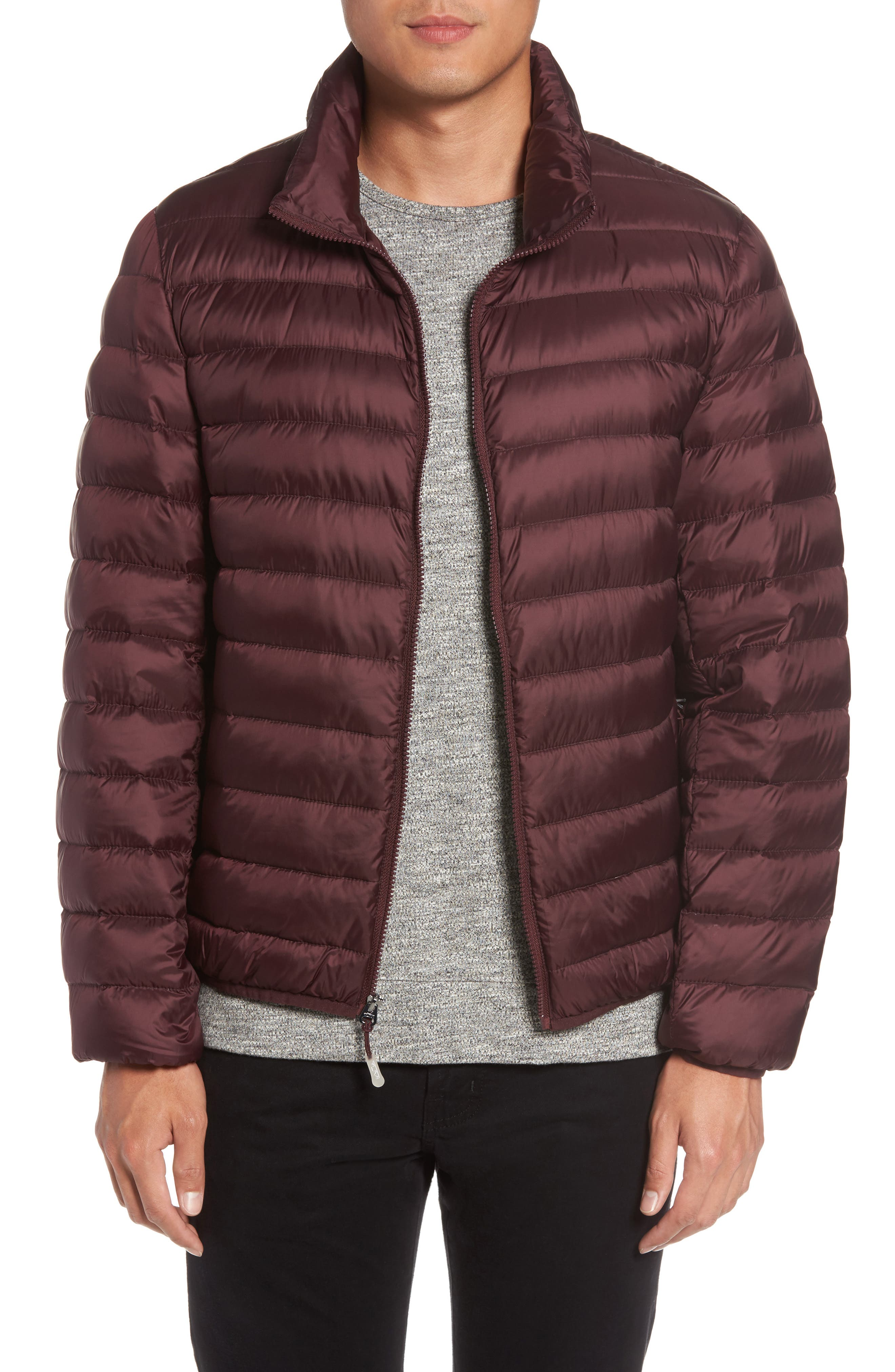 Alternate Image 1 Selected - Tumi'Pax' PackableQuilted Jacket