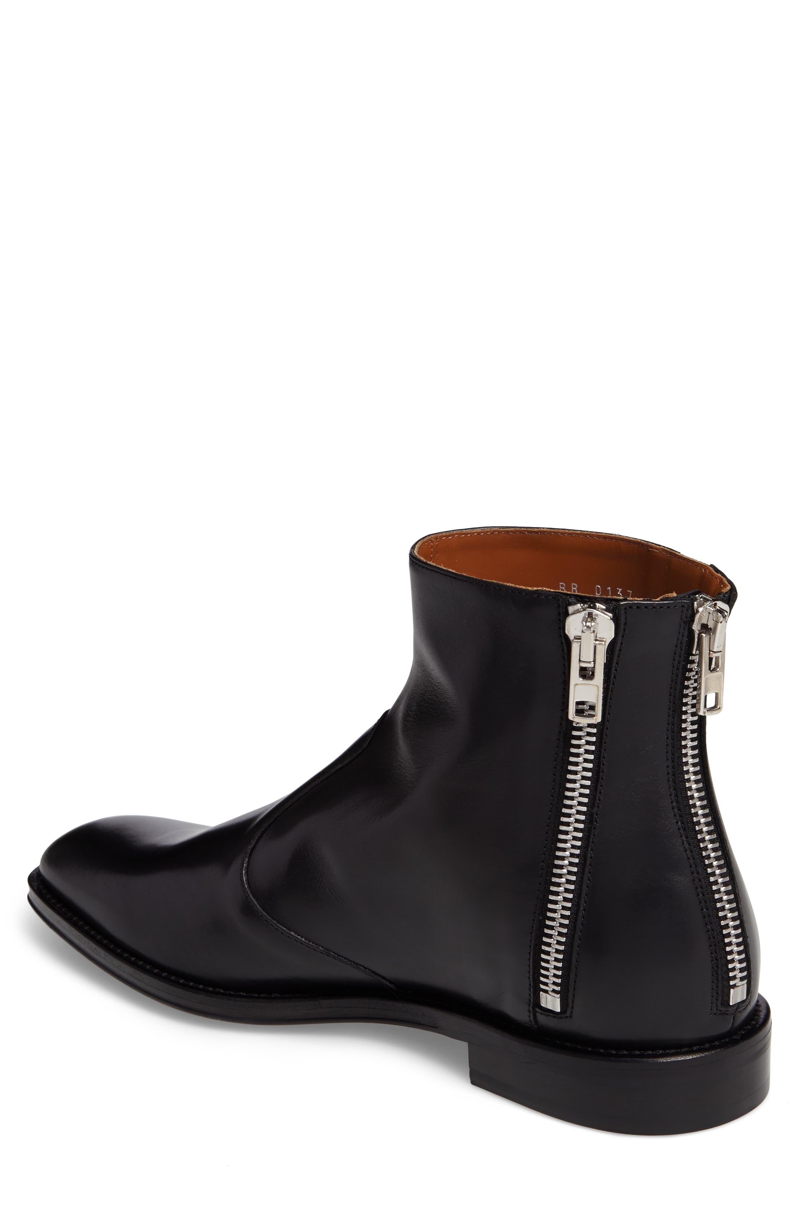 Alternate Image 2  - Givenchy Three-Zipper Boot (Men)