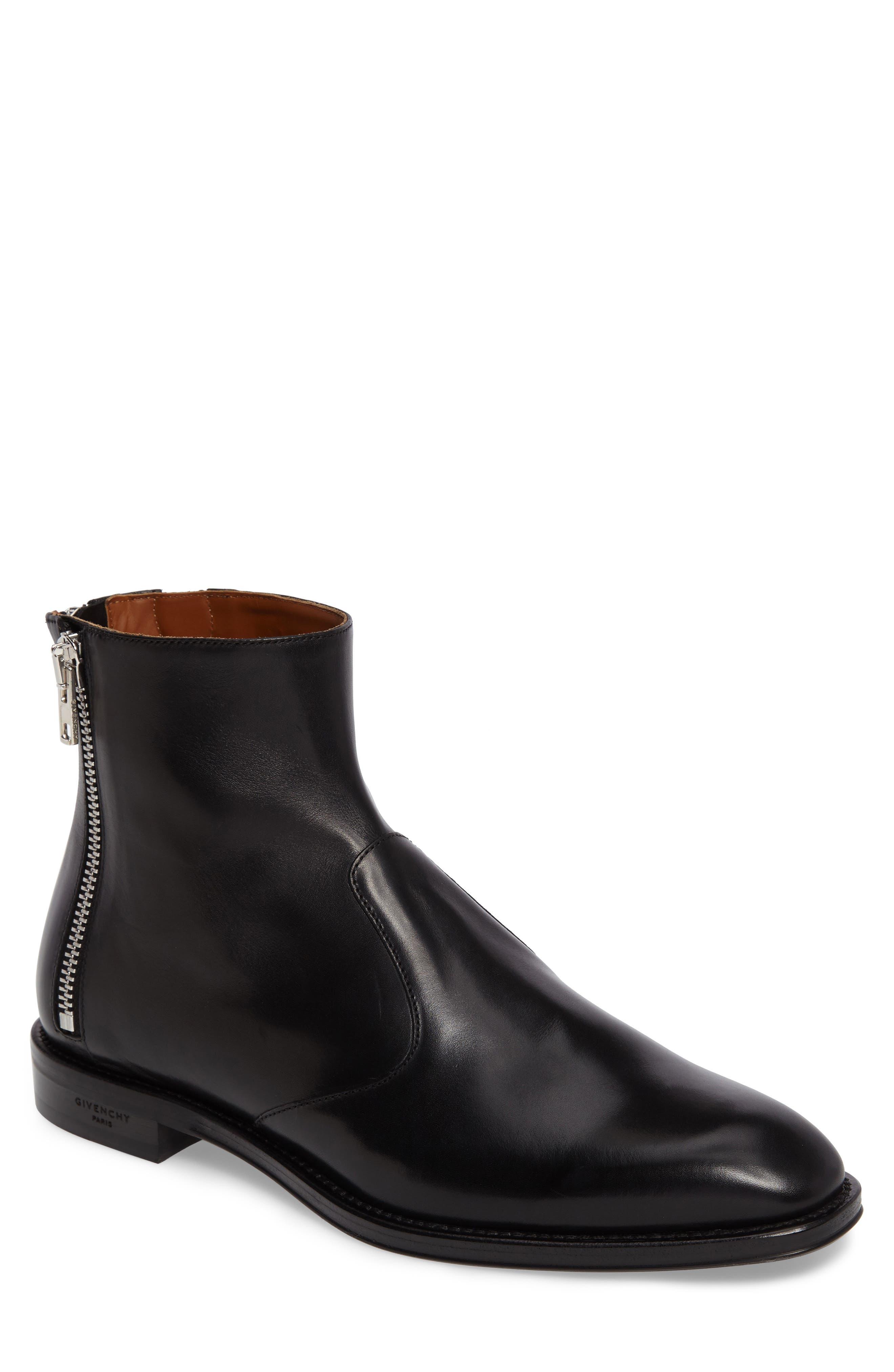Givenchy Three-Zipper Boot (Men)