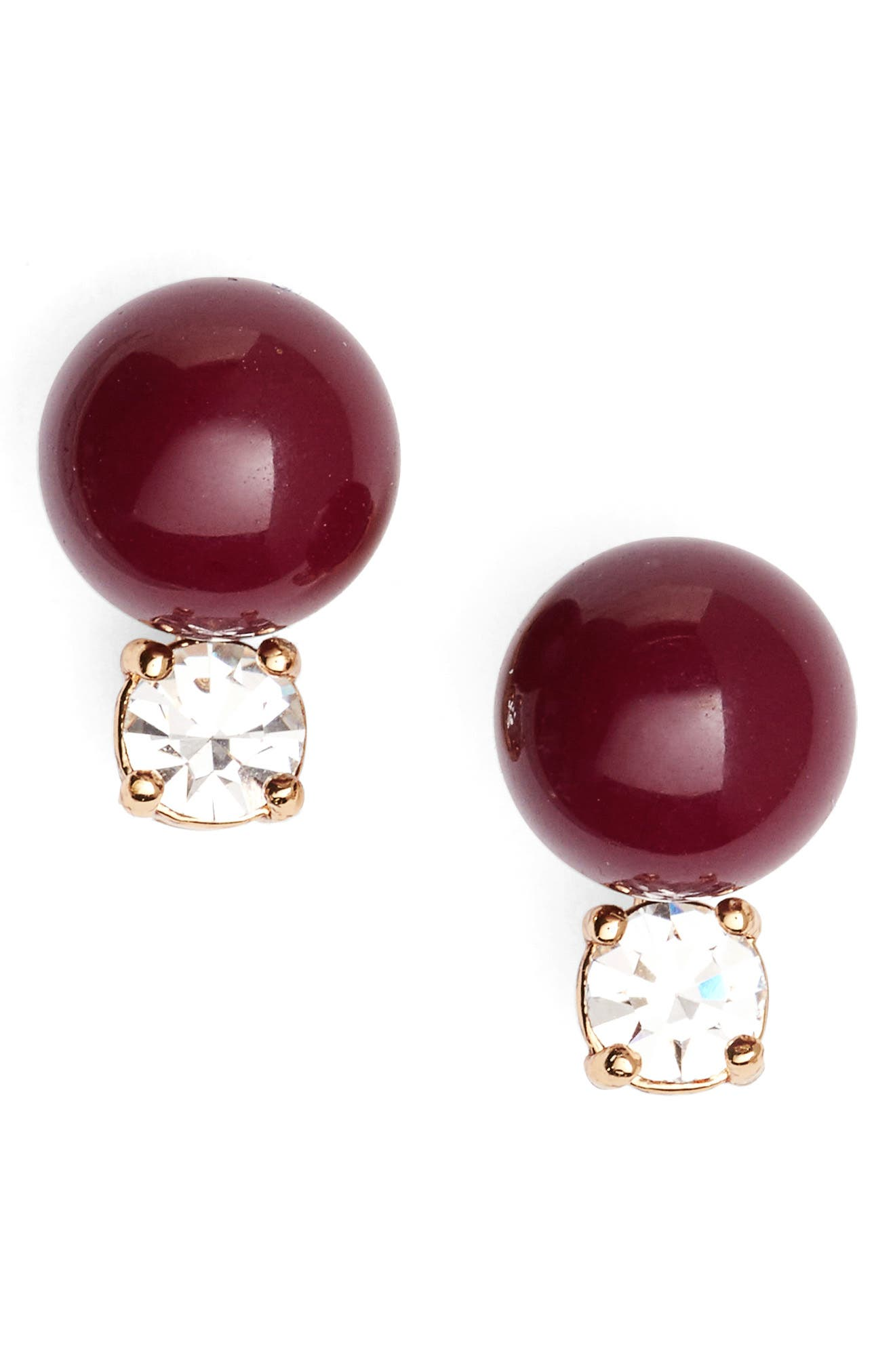 Main Image - kate spade new york in a flash stud earrings