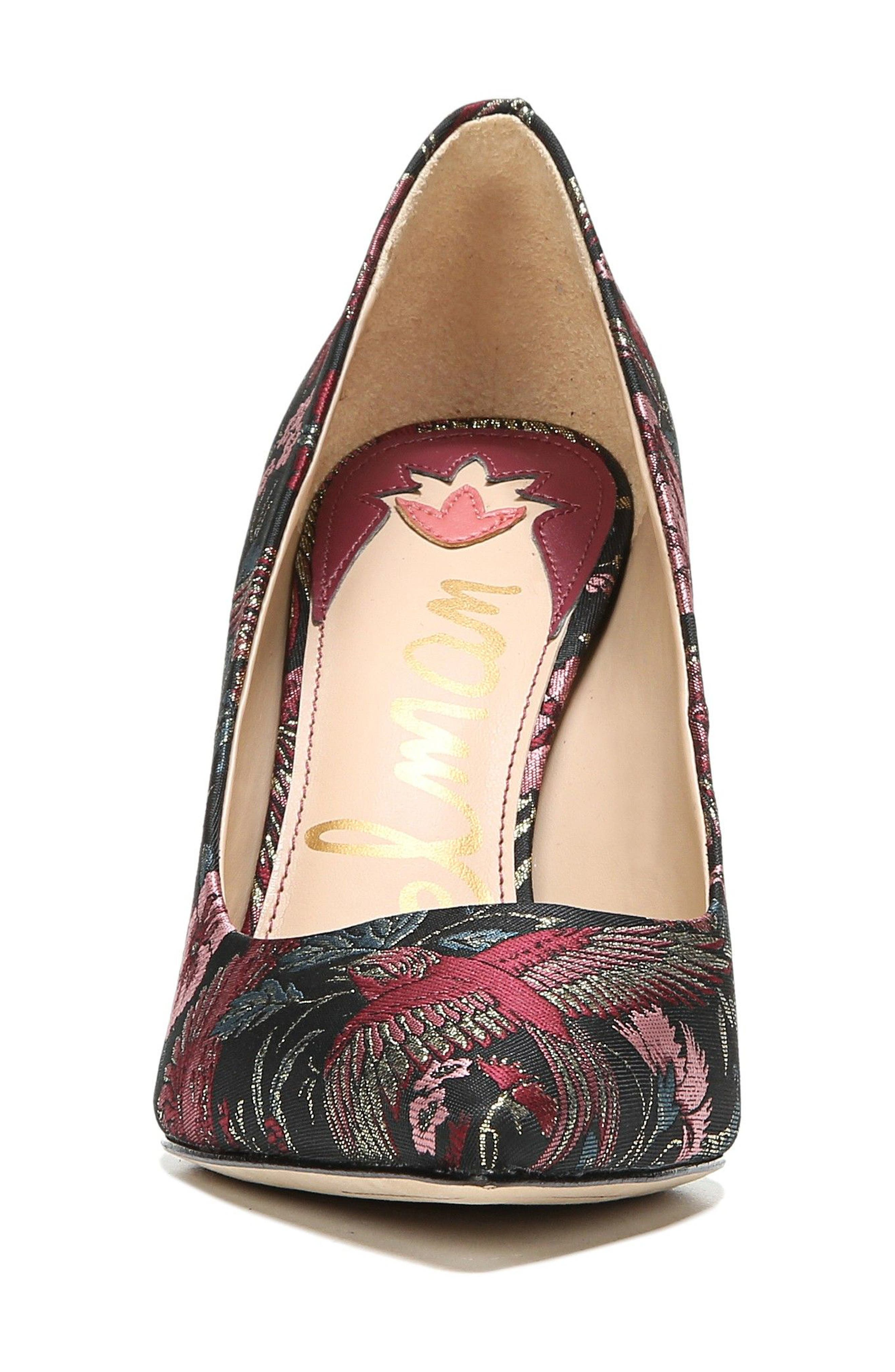 Alternate Image 4  - Sam Edelman Hazel Pump (Women)