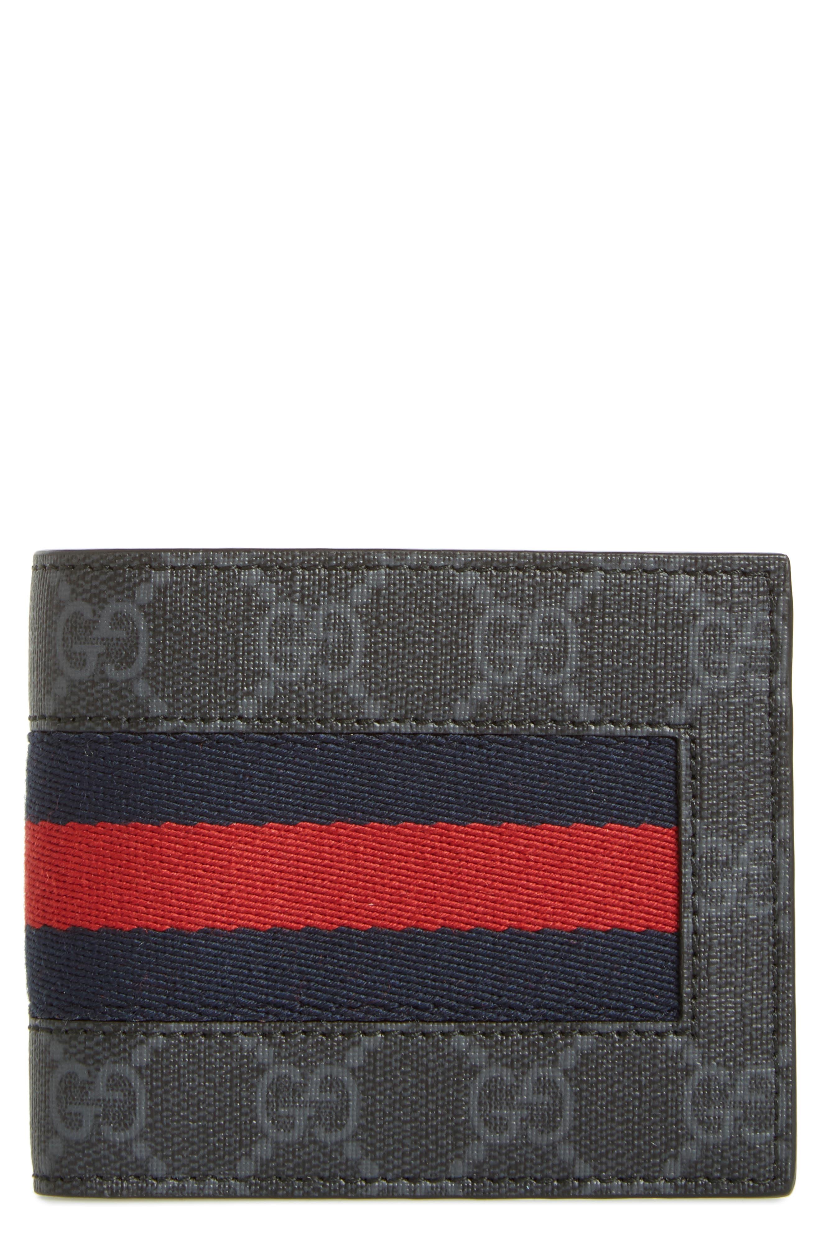 Alternate Image 1 Selected - Gucci Supreme Wallet