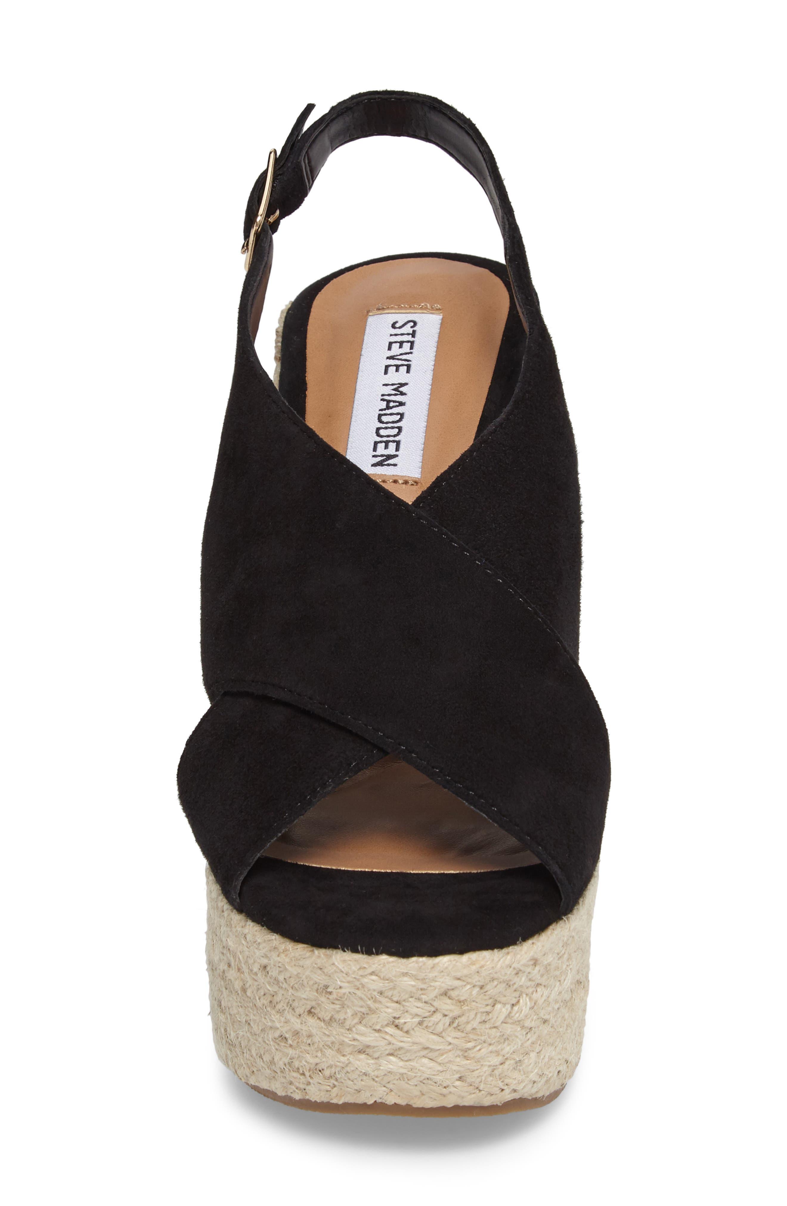 Alternate Image 4  - Steve Madden Rayla Platform Wedge Sandal (Women)
