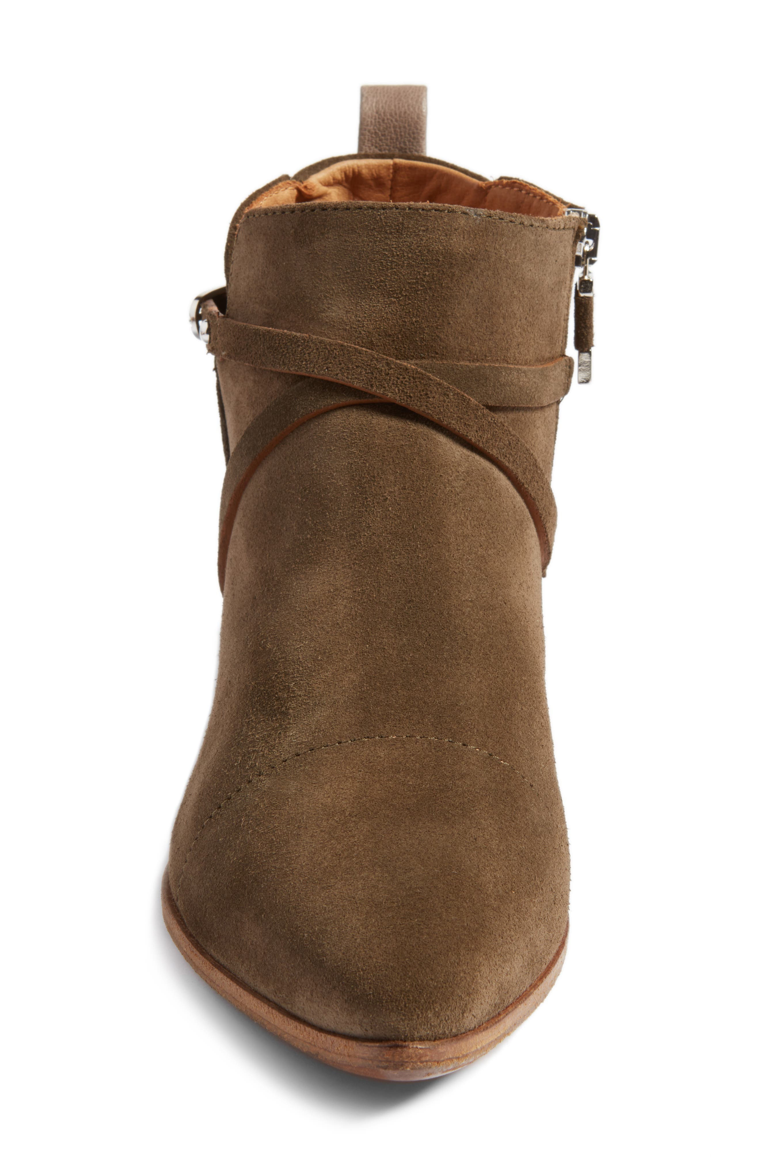 Alternate Image 4  - Alberto Fermani 'Mea' Ankle Boot (Women) (Nordstrom Exclusive)