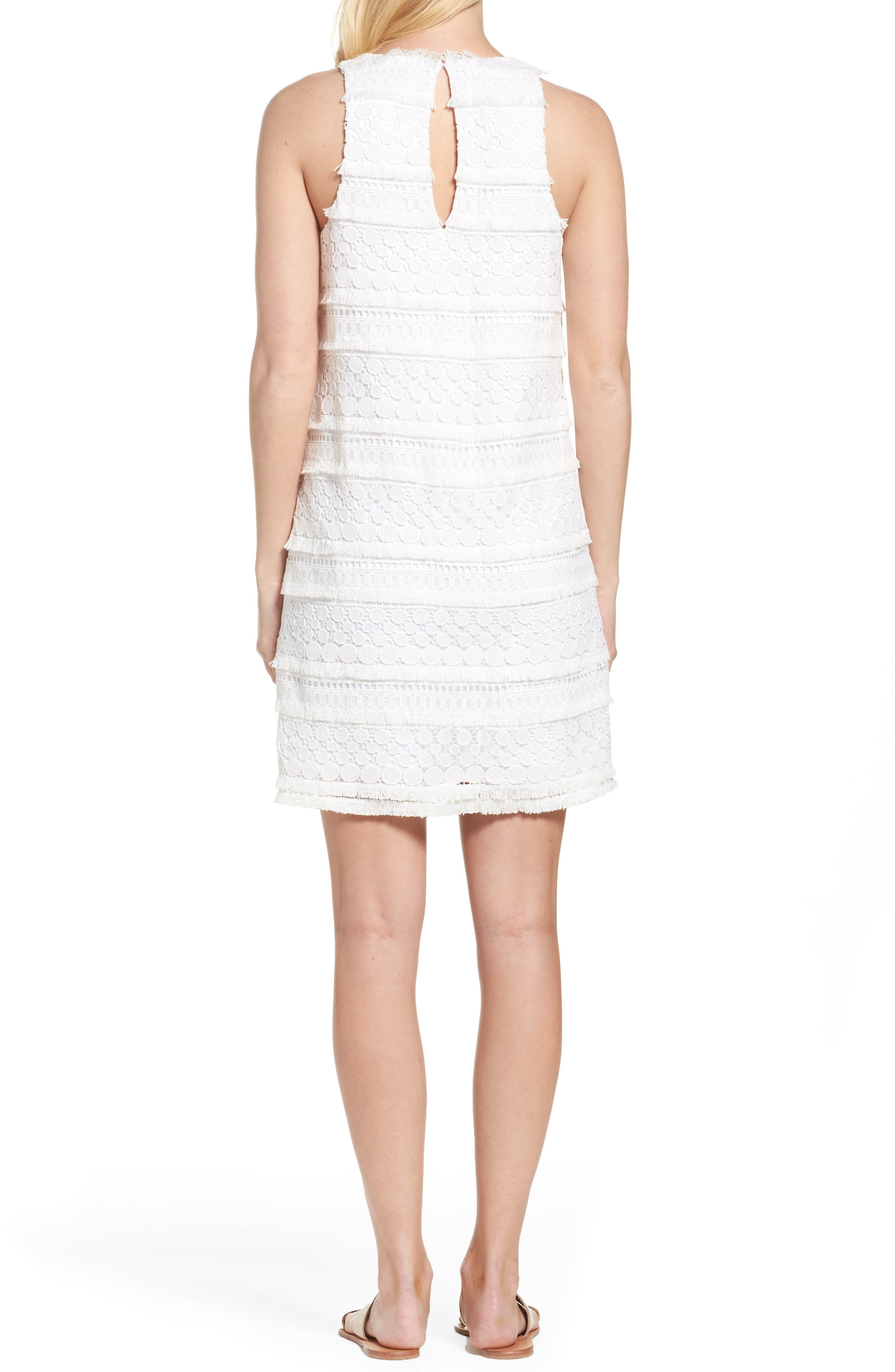 Alternate Image 2  - Lilly Pulitzer® Anette Lace Shift Dress