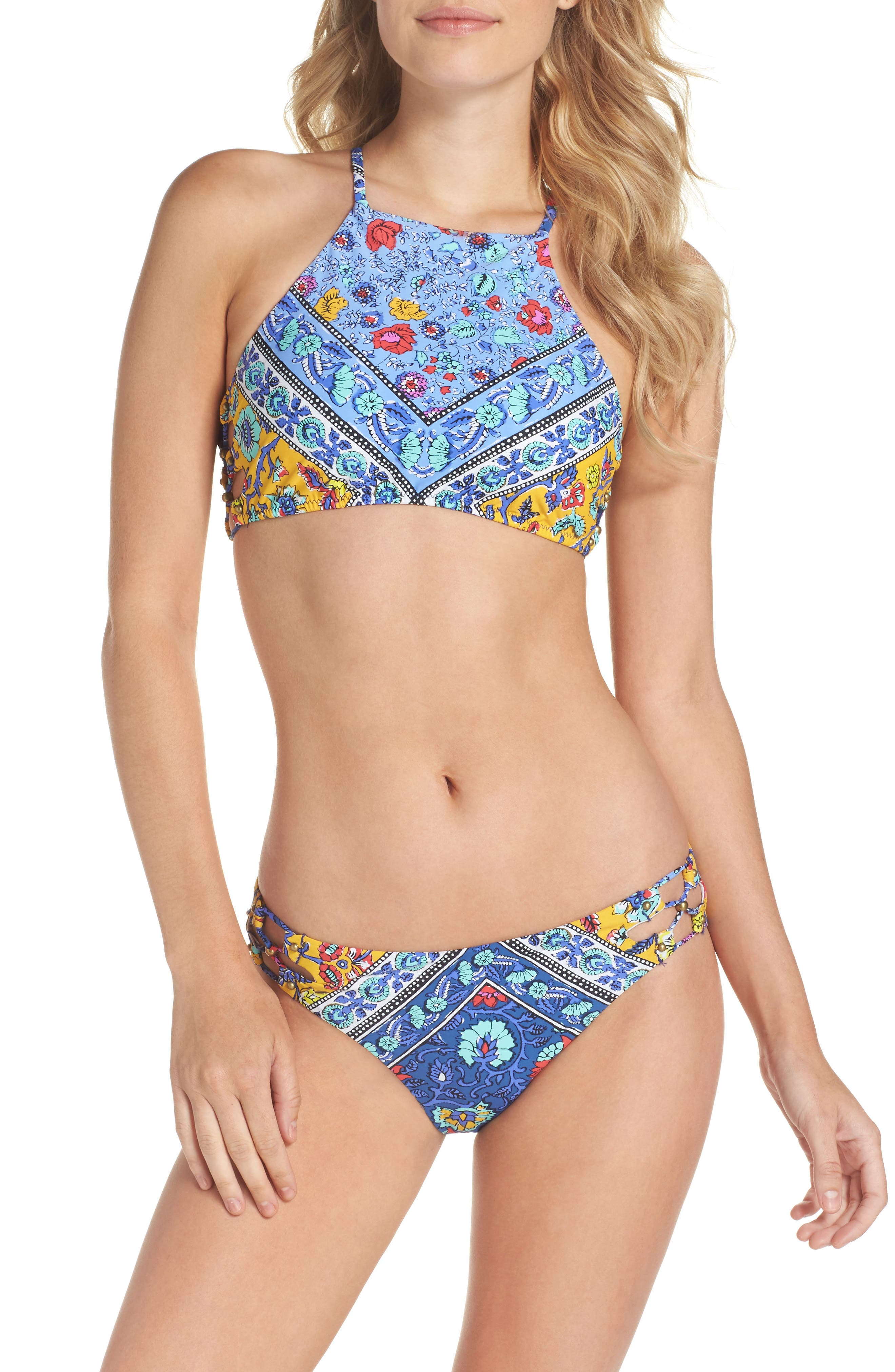 Nanette Lepore Bikini Top & Bottoms