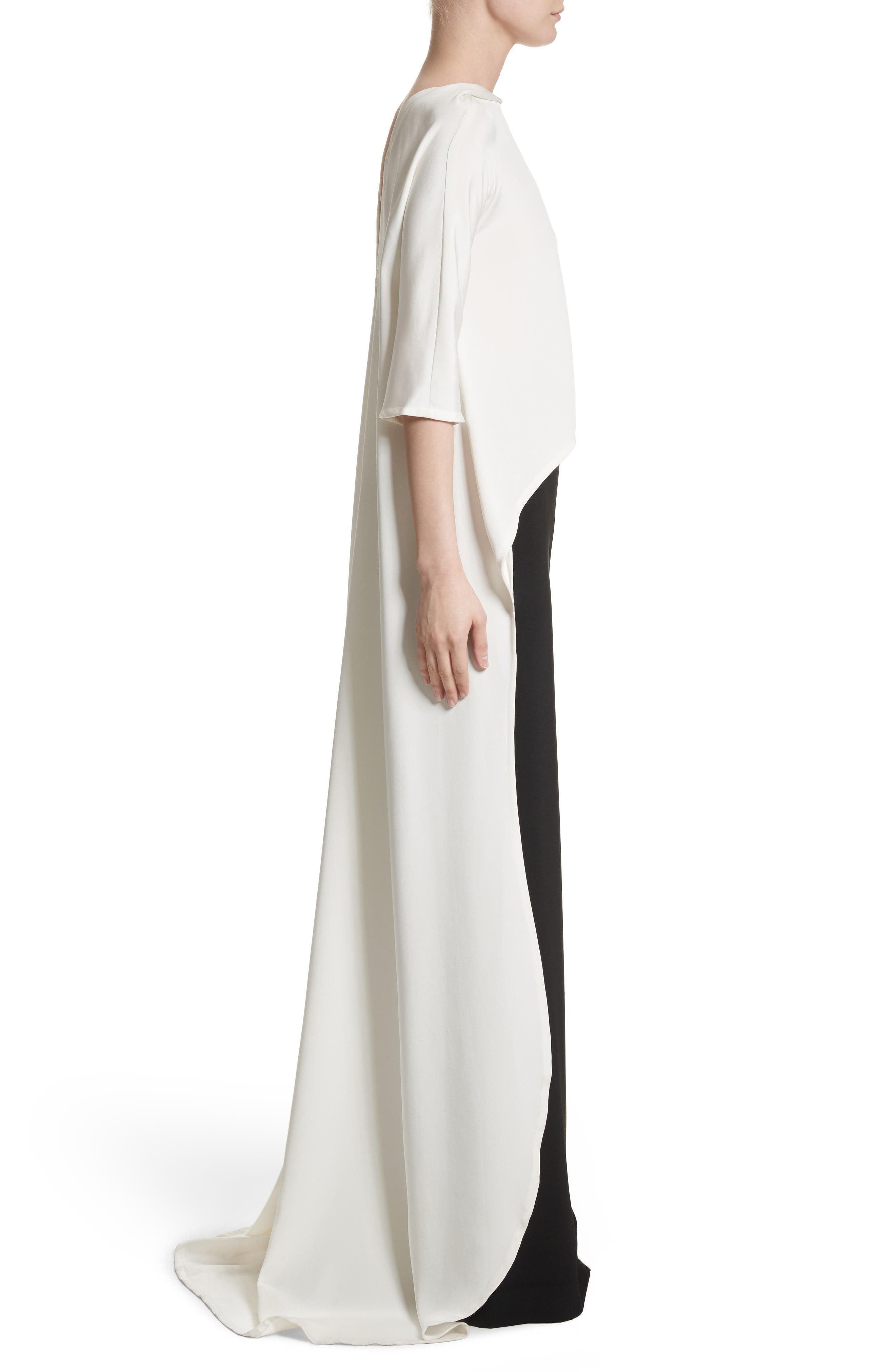 Alternate Image 5  - Carolina Herrera Cape Top