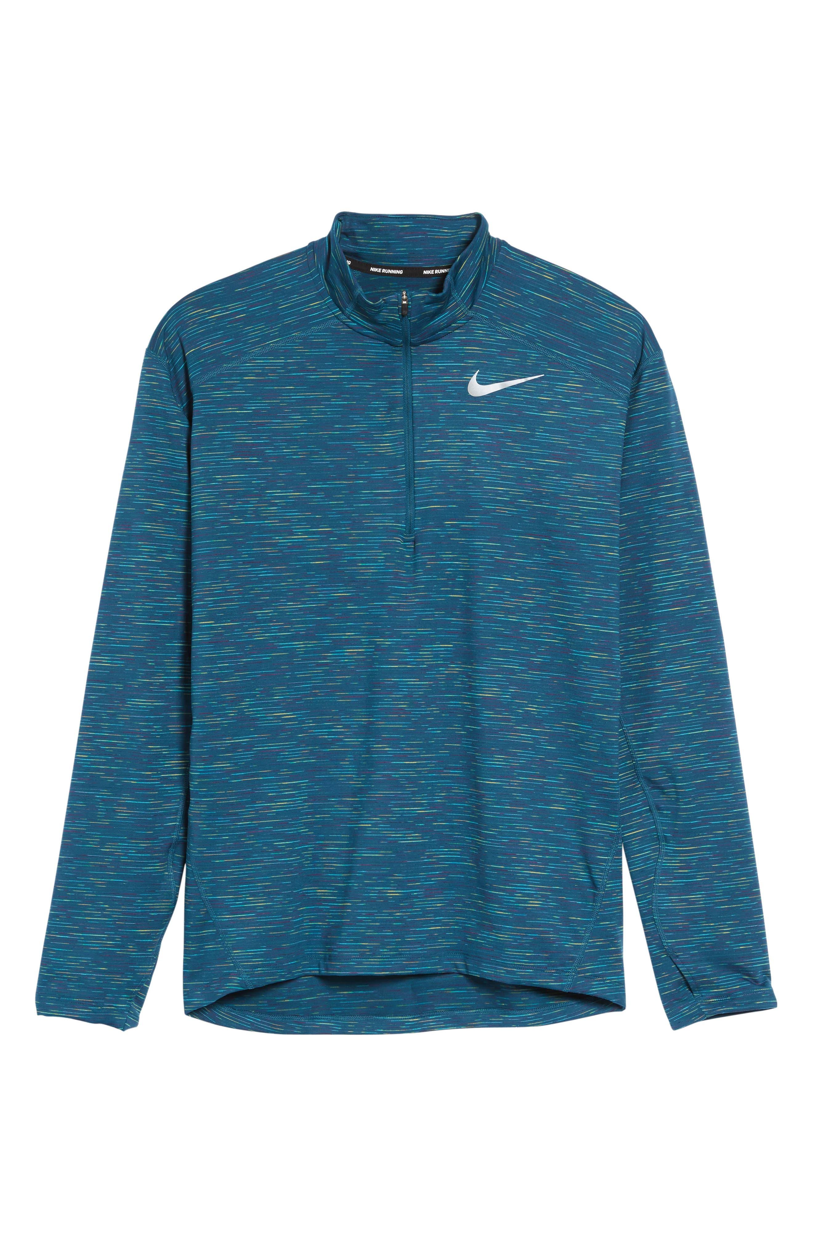 Alternate Image 6  - Nike Dry Element Pullover