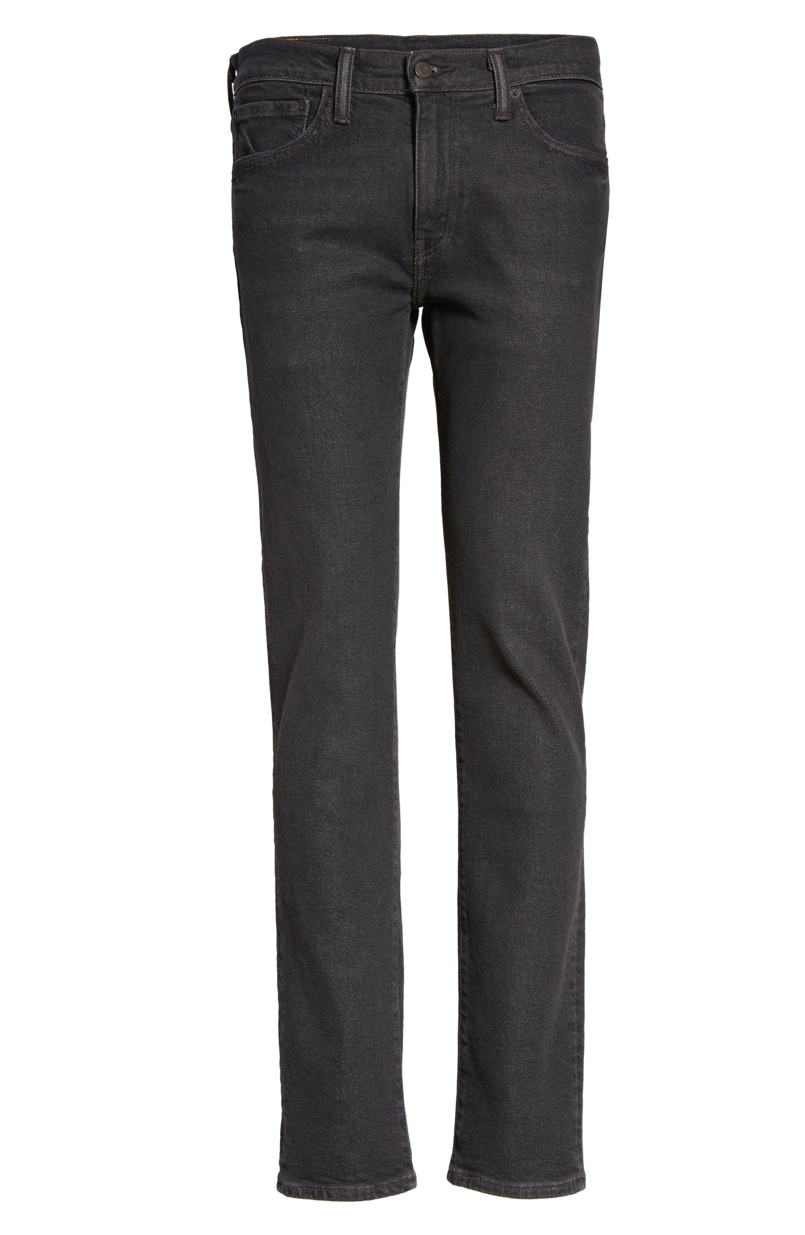 Alternate Image 6  - Levi's® 511™ Slim Fit Jeans (Lorimer)