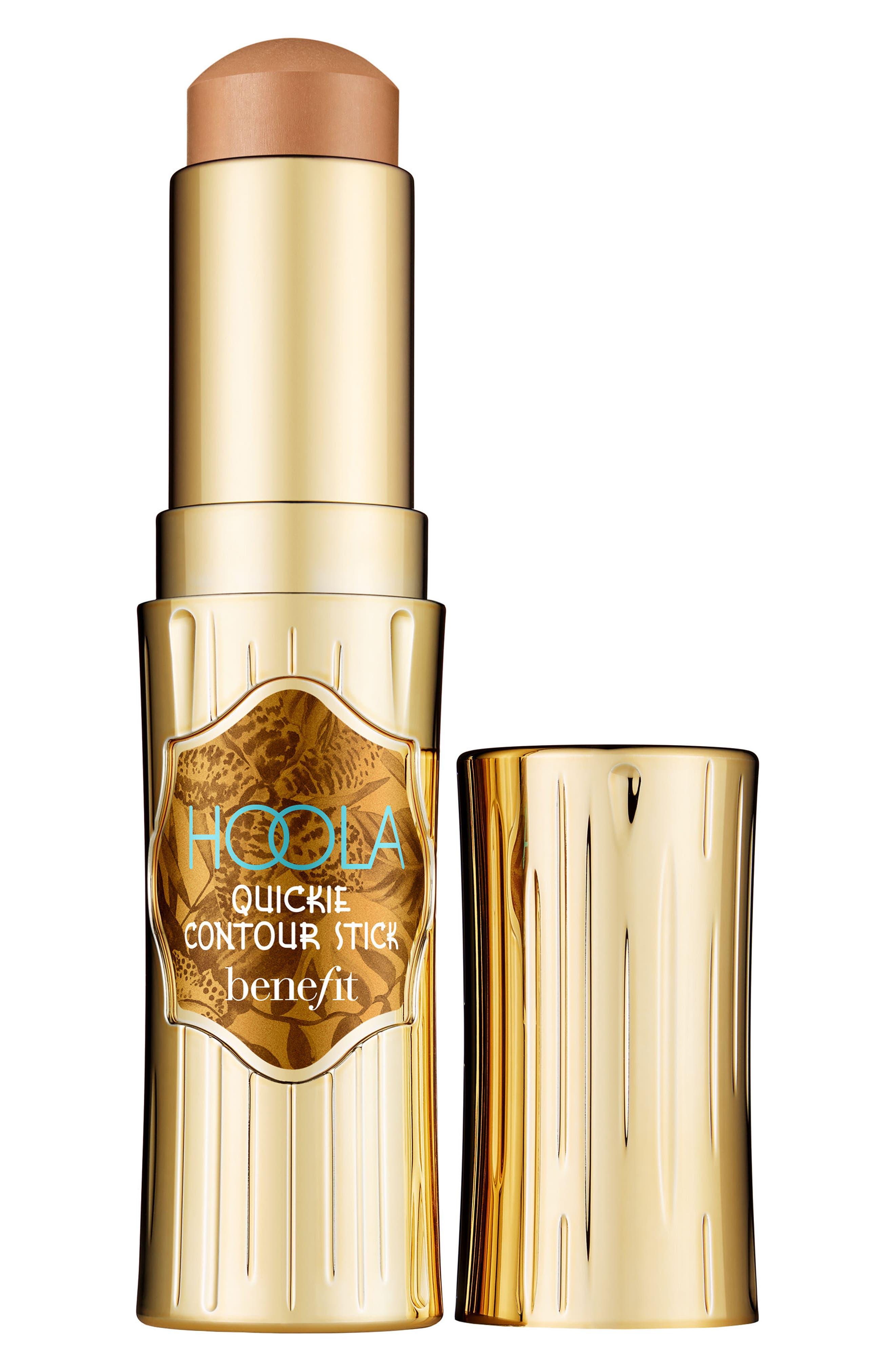 Benefit Hoola Cream-to-Powder Quickie Contour Stick,                             Main thumbnail 1, color,                             Bronze