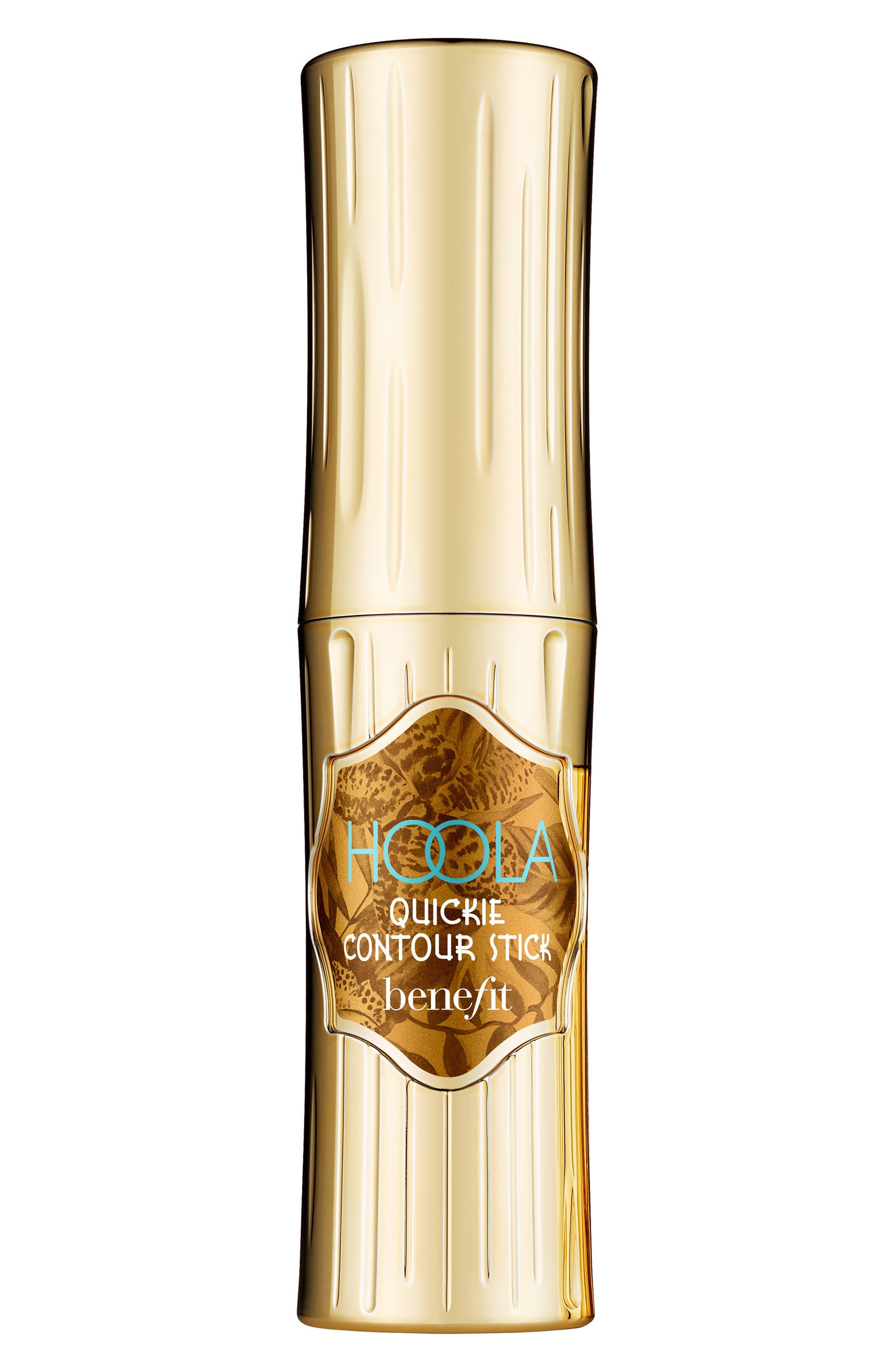 Benefit Hoola Cream-to-Powder Quickie Contour Stick,                             Alternate thumbnail 3, color,                             Bronze