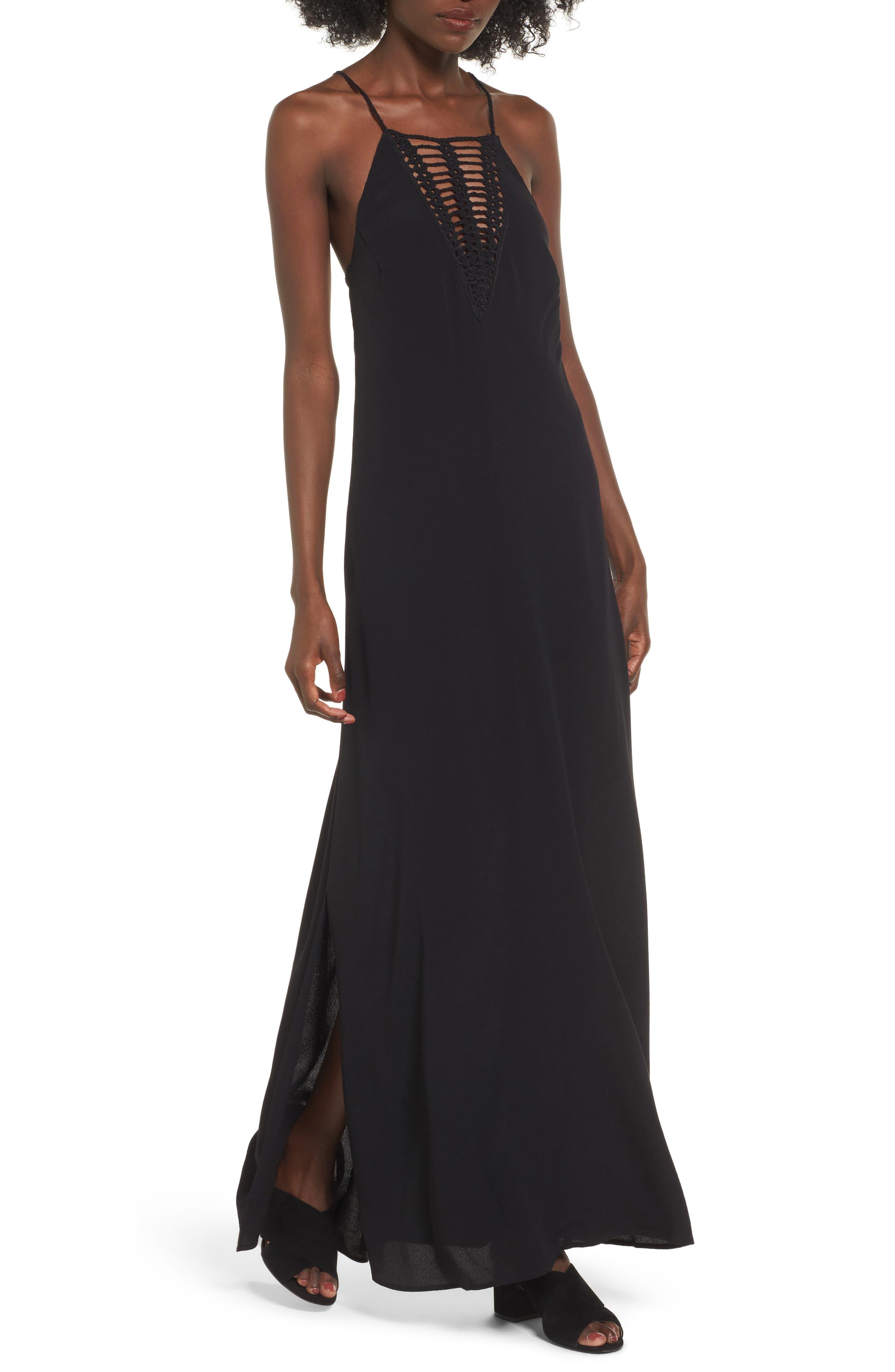 ASTR the Label Hermosa Maxi Dress