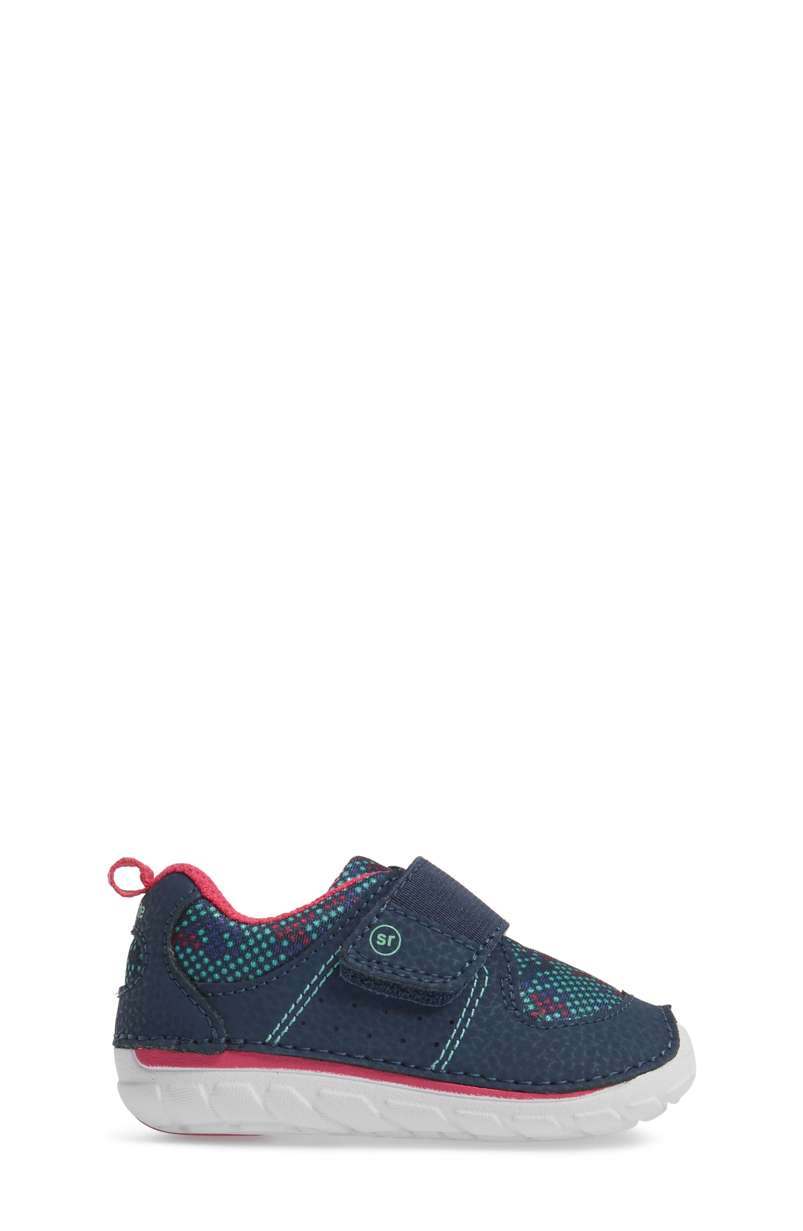 Soft Motion<sup>™</sup> Ripley Sneaker,                             Alternate thumbnail 3, color,                             Navy