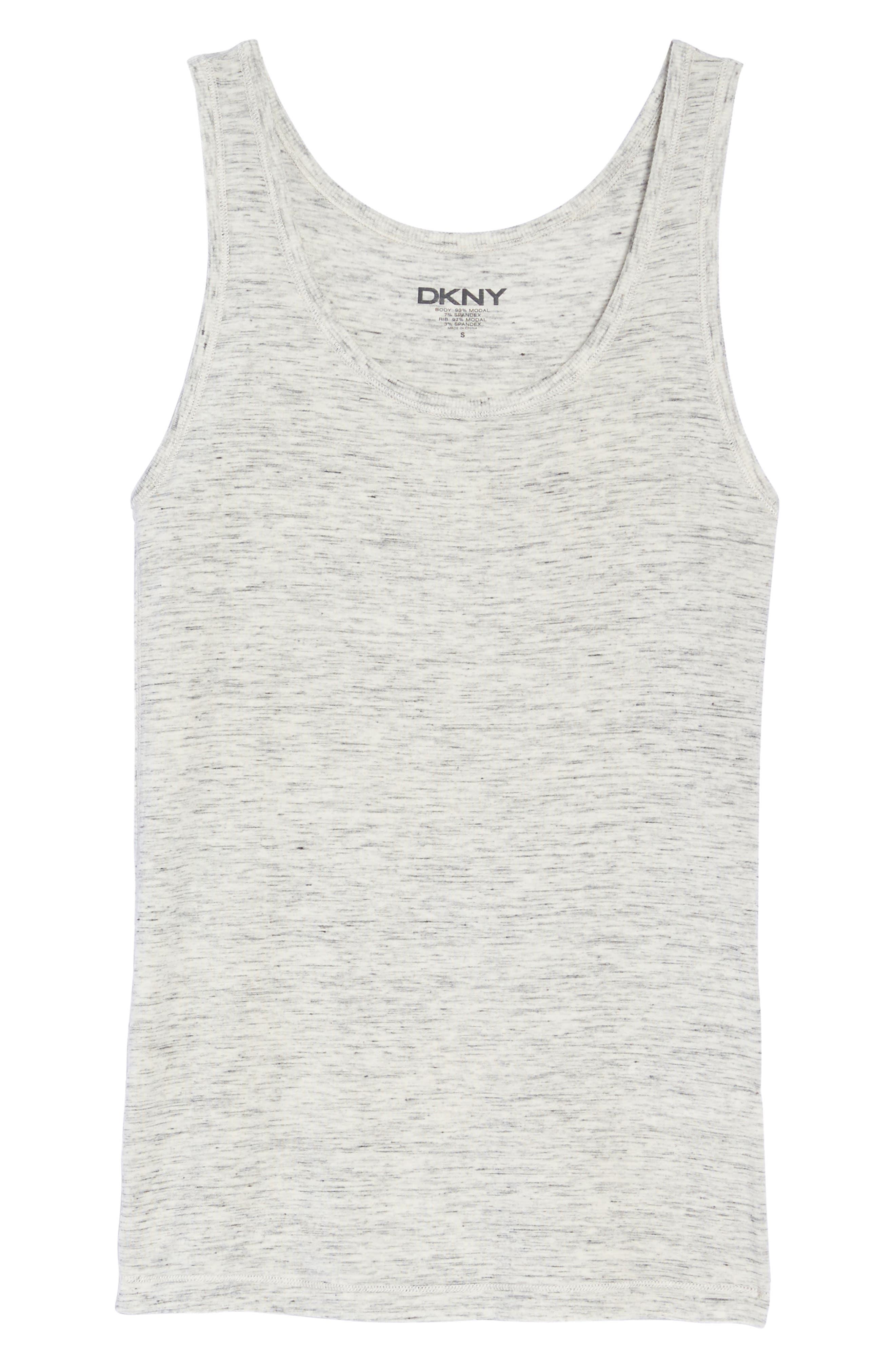 Alternate Image 4  - DKNY City Essentials Lounge Tank