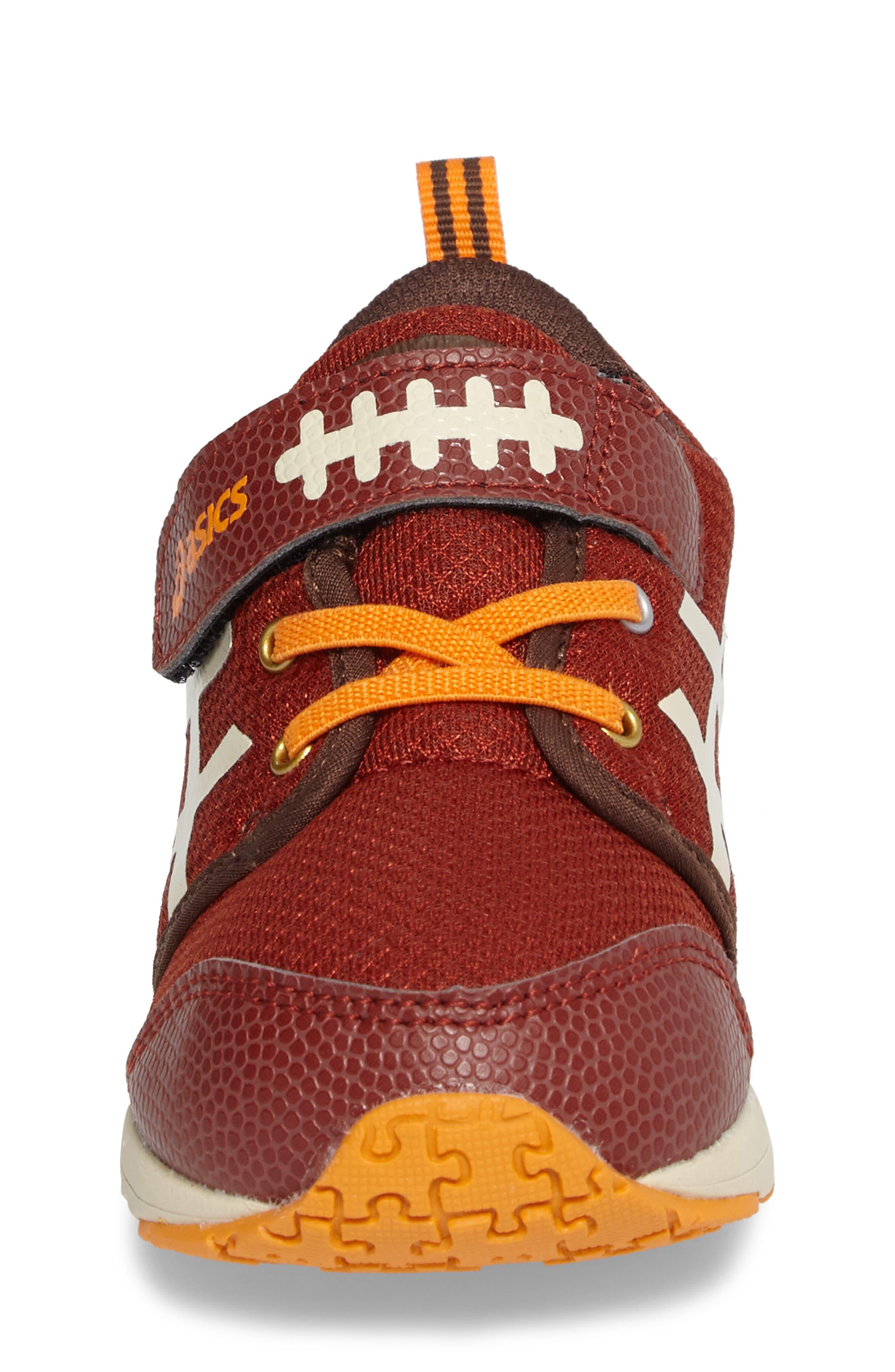 Alternate Image 4  - ASICS® School Yard™ TS Sneaker (Baby, Walker & Toddler)
