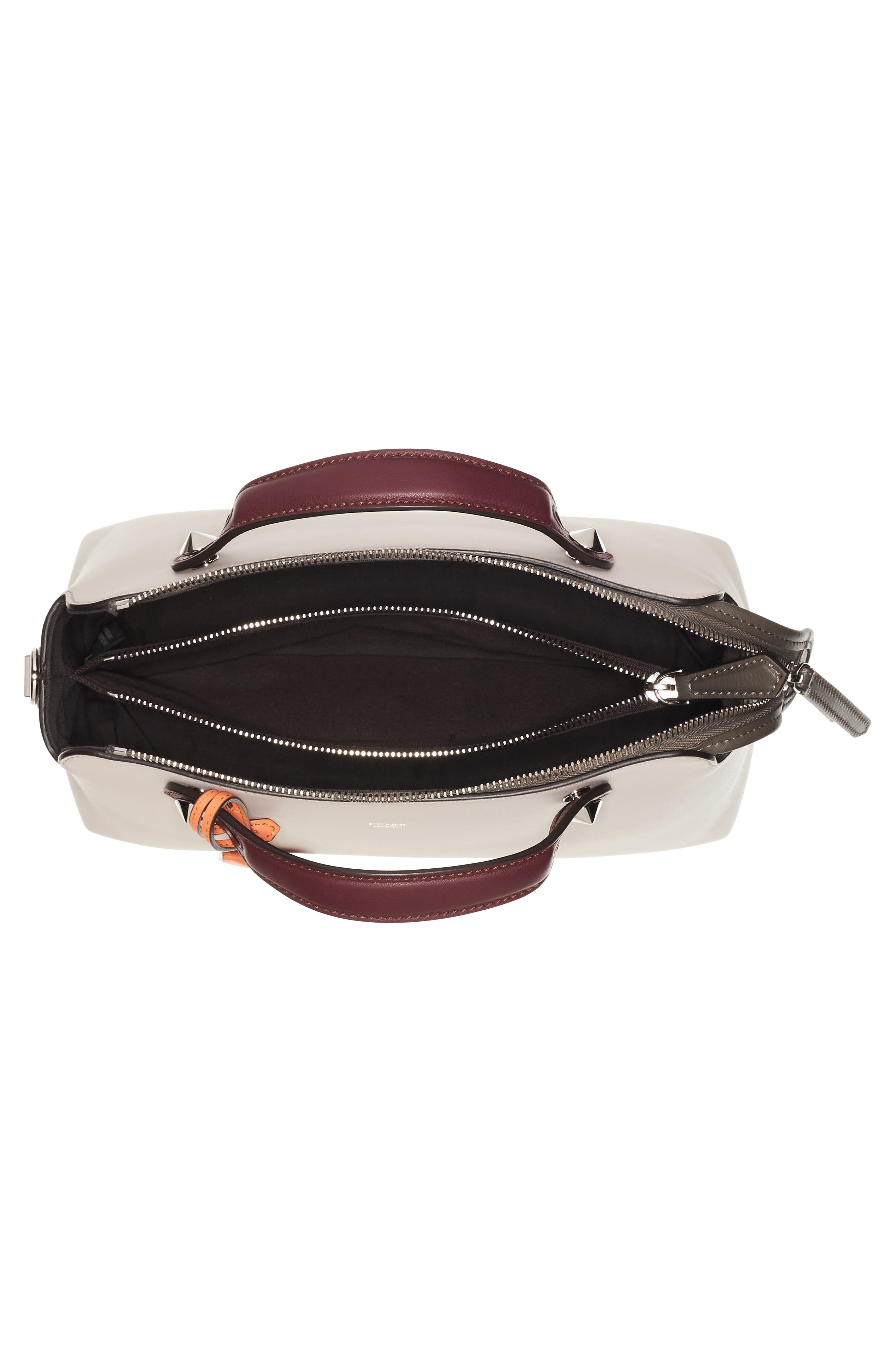 Alternate Image 3  - Fendi 'Medium By the Way' Colorblock Leather Shoulder Bag