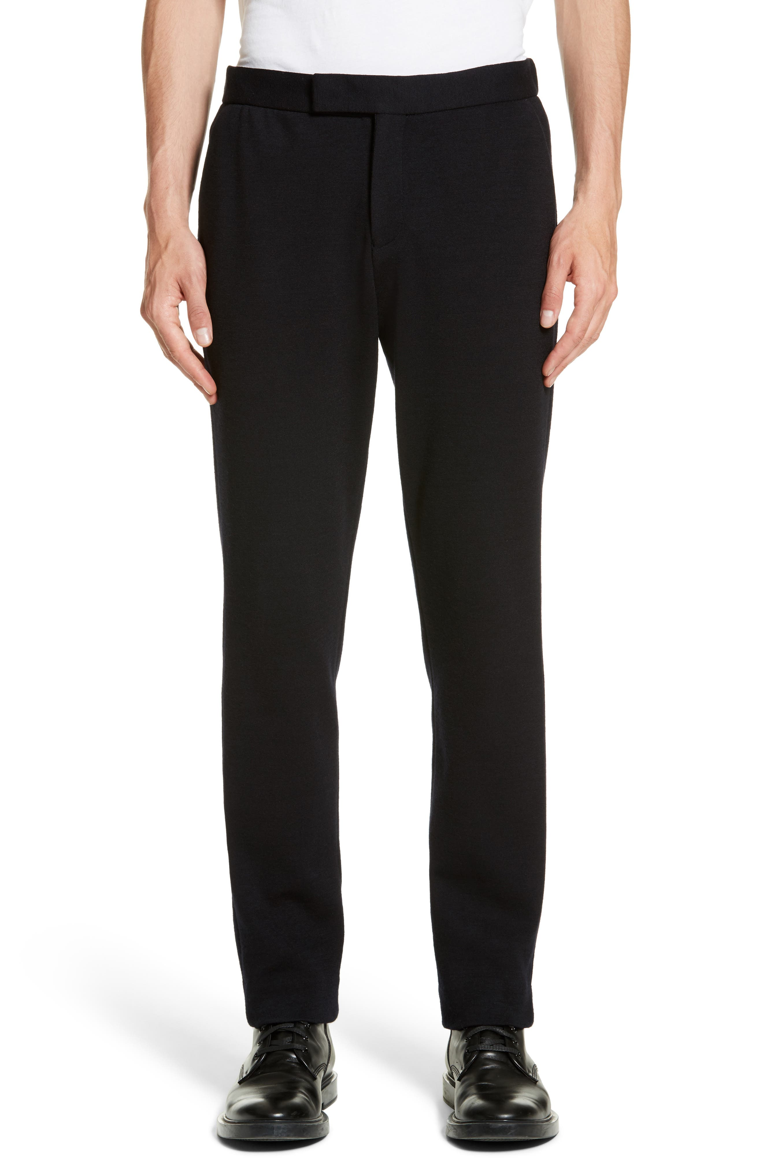 Roma Pants,                         Main,                         color, Navy