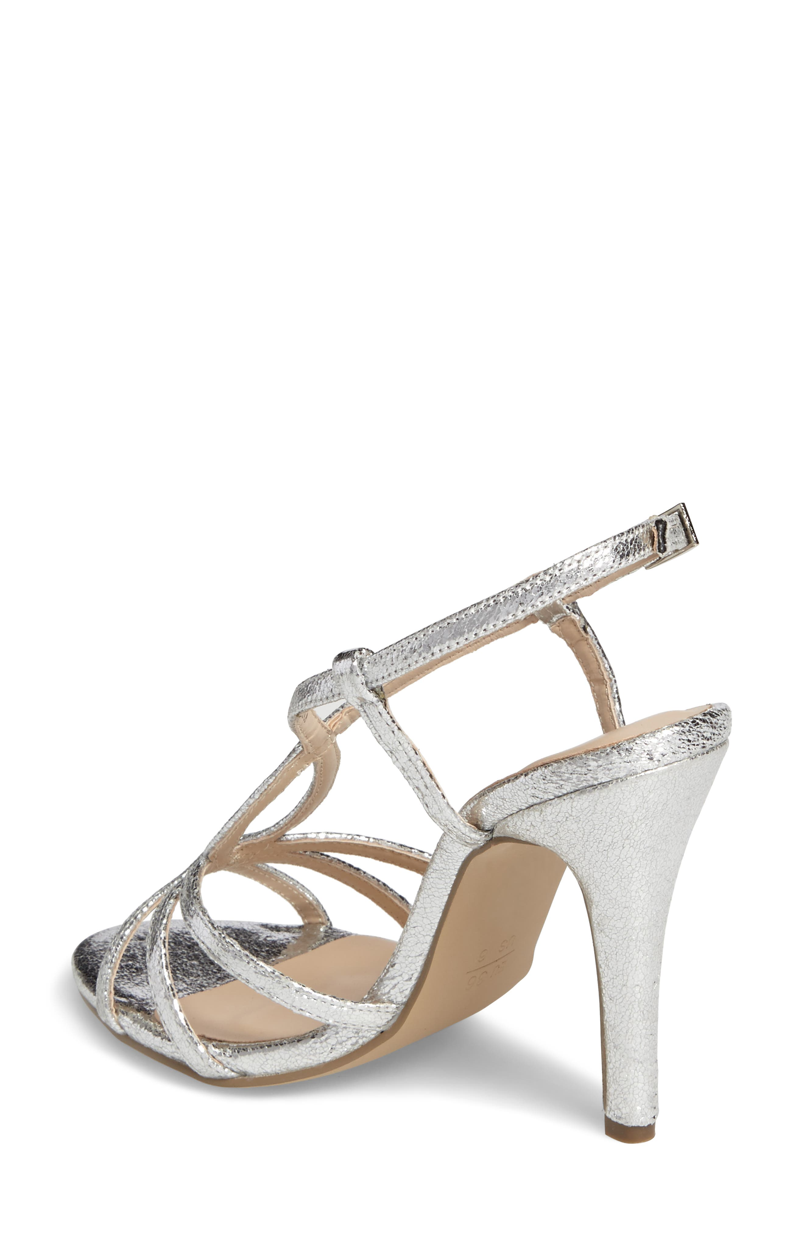 Magic Slingback Sandal,                             Alternate thumbnail 2, color,                             Silver