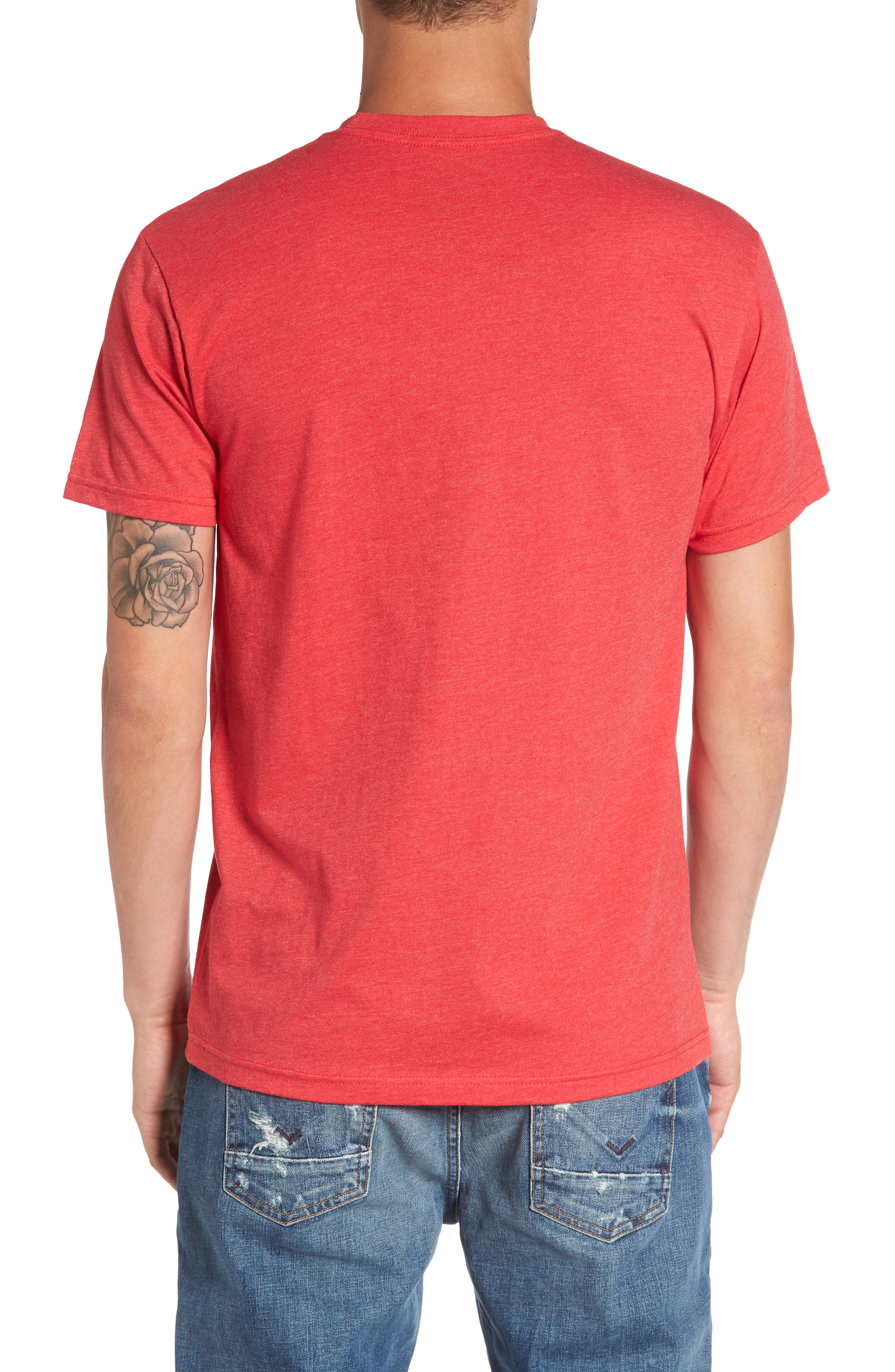 Horrible Idea Graphic T-Shirt,                             Alternate thumbnail 2, color,                             Red