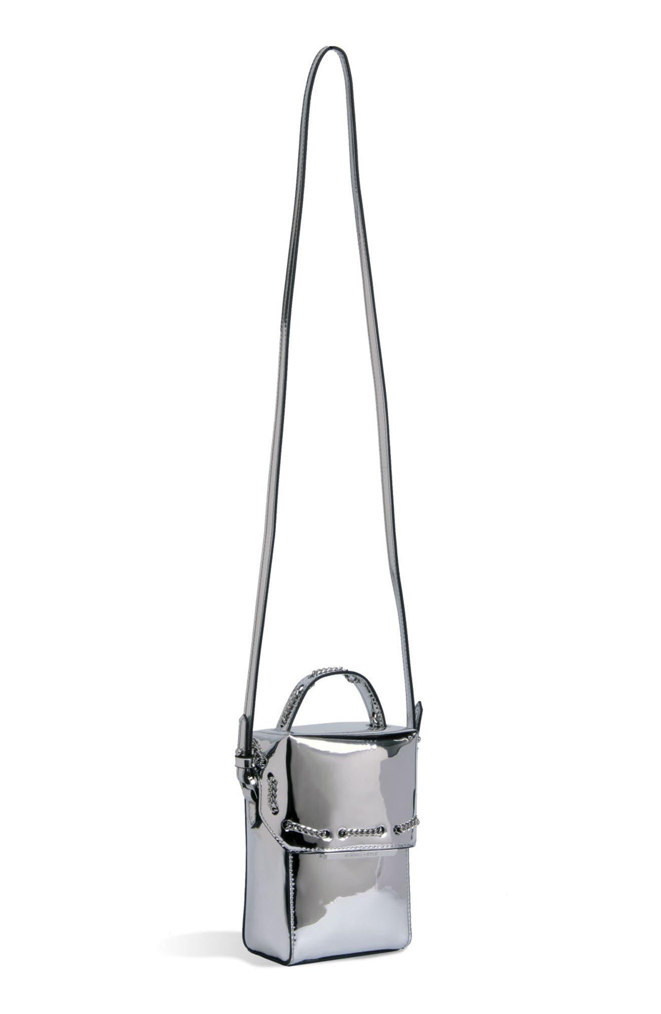 Alternate Image 1 Selected - KENDALL + KYLIE Ally Top Handle Crossbody Bag