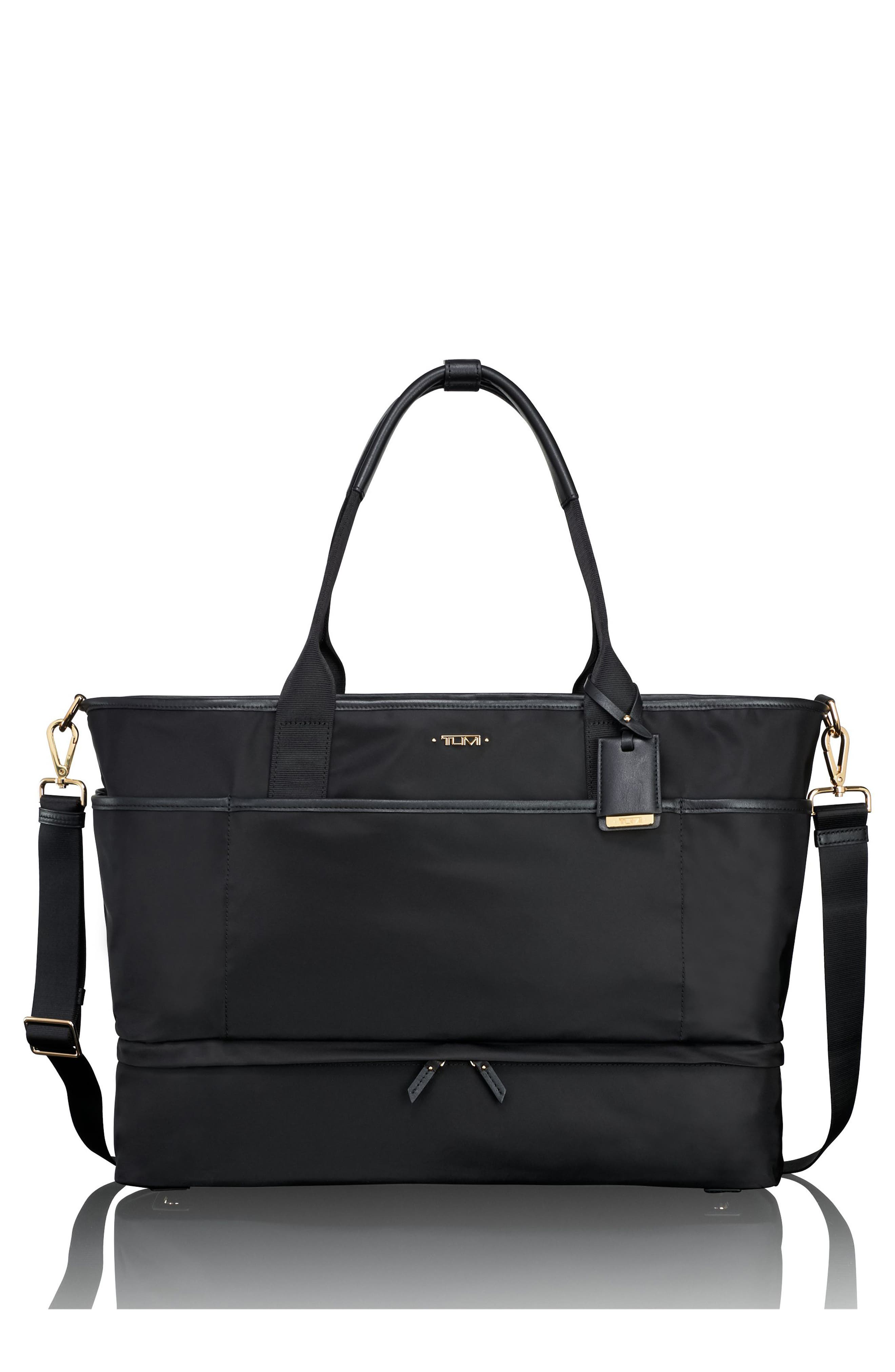 Main Image - Tumi Breyton Nylon Travel Satchel
