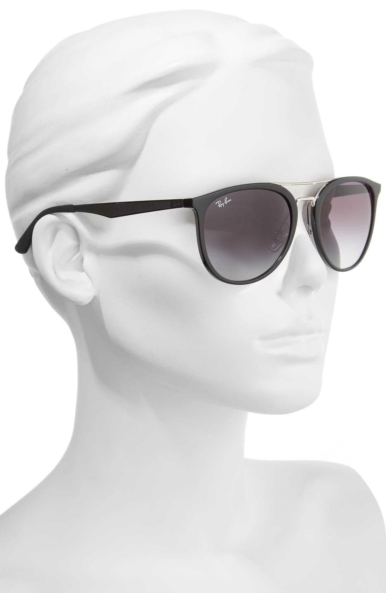 Alternate Image 2  - Ray-Ban 55mm Gradient Lens Sunglasses