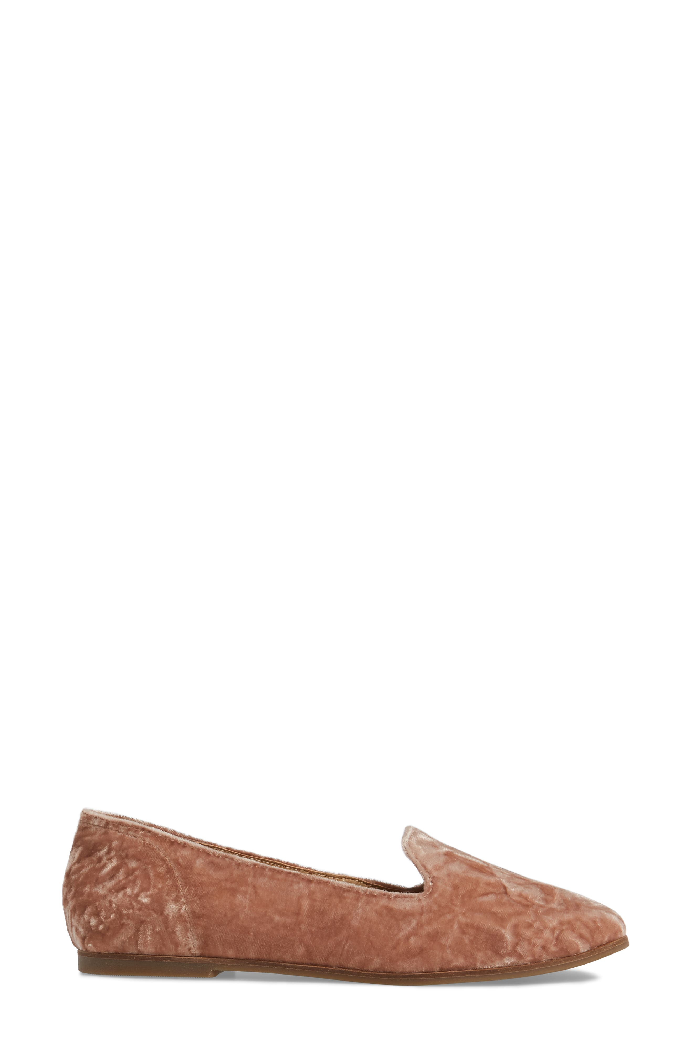 Alternate Image 3  - Lucky Brand Carlyn Loafer Flat (Women)