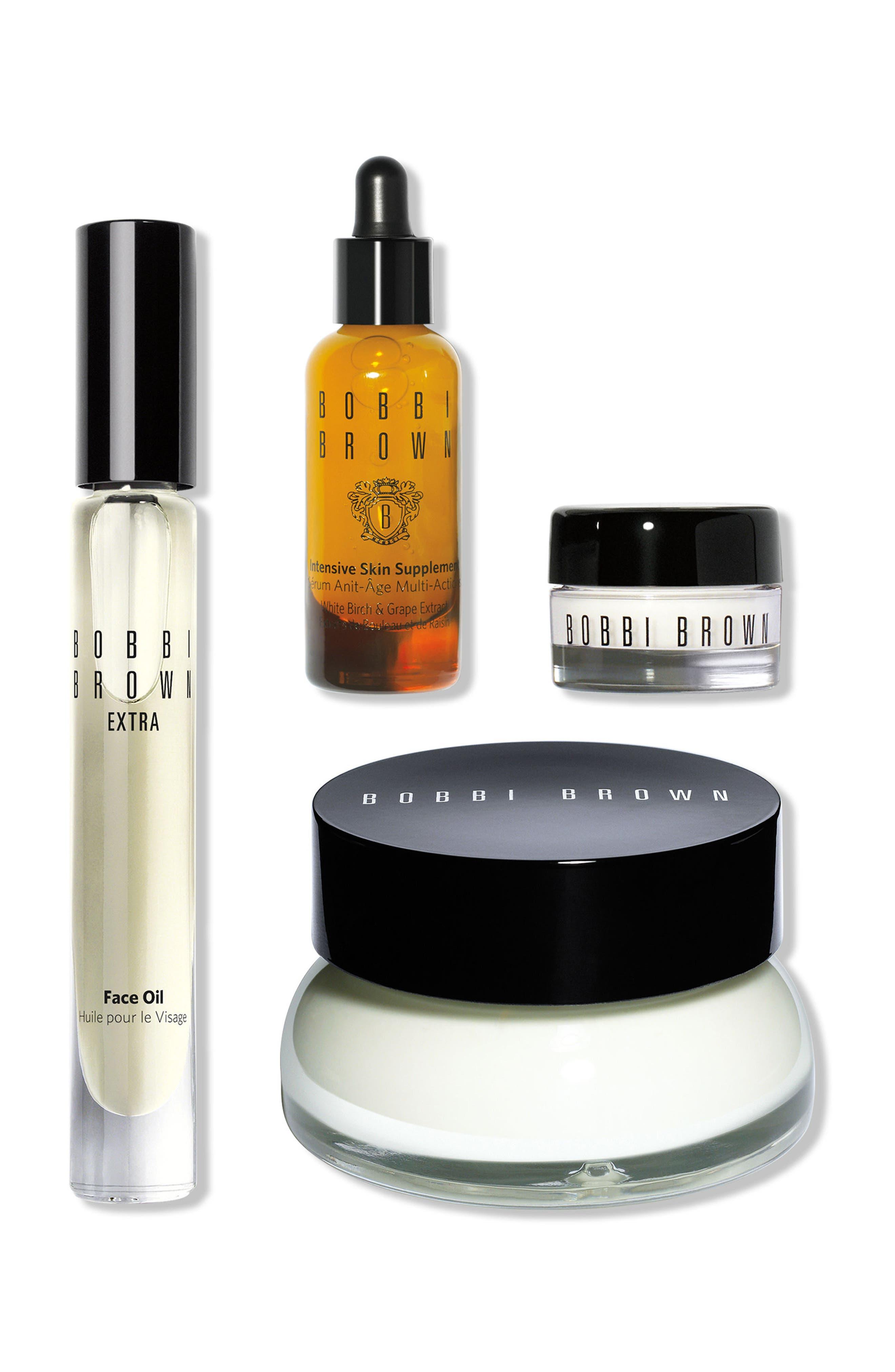 Main Image - Bobbi Brown Nourish & Glow Skin Care Set (Nordstrom Exclusive) ($170.40 Value)