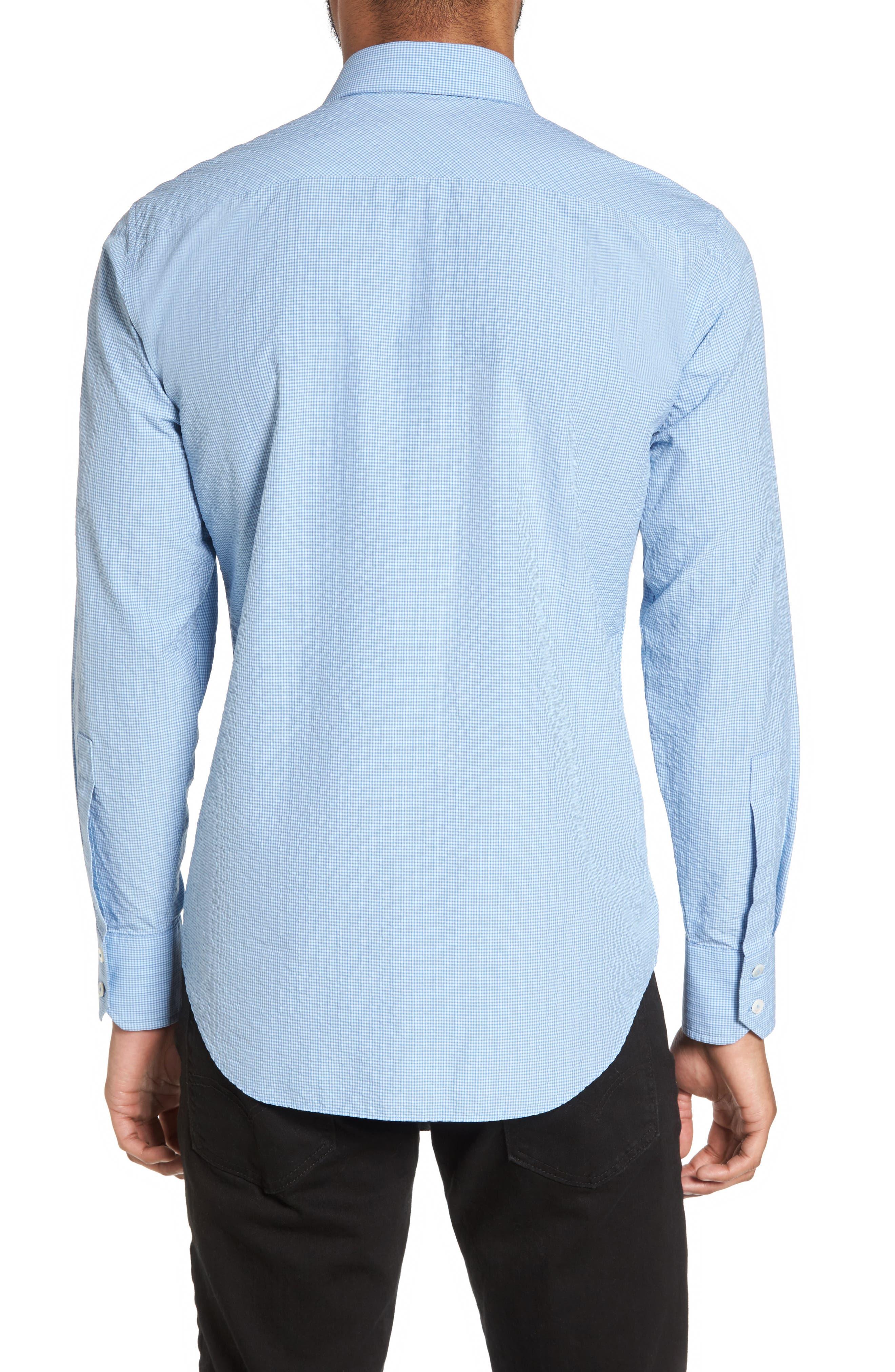Alternate Image 2  - Zachary Prell Nees Gingham Sport Shirt