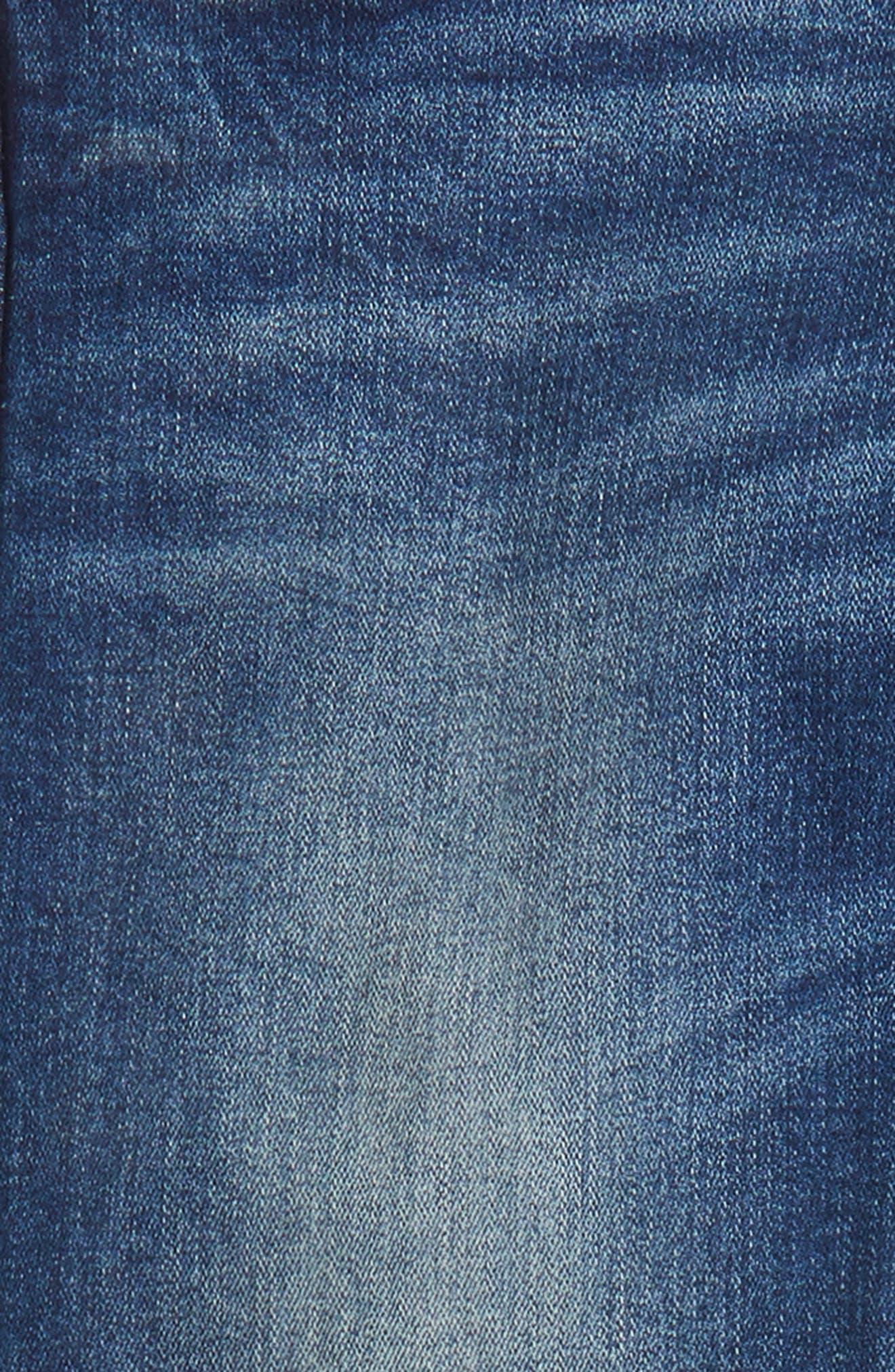 Alternate Image 3  - Armani Junior Slim Straight Leg Jeans (Little Boys & Big Boys)