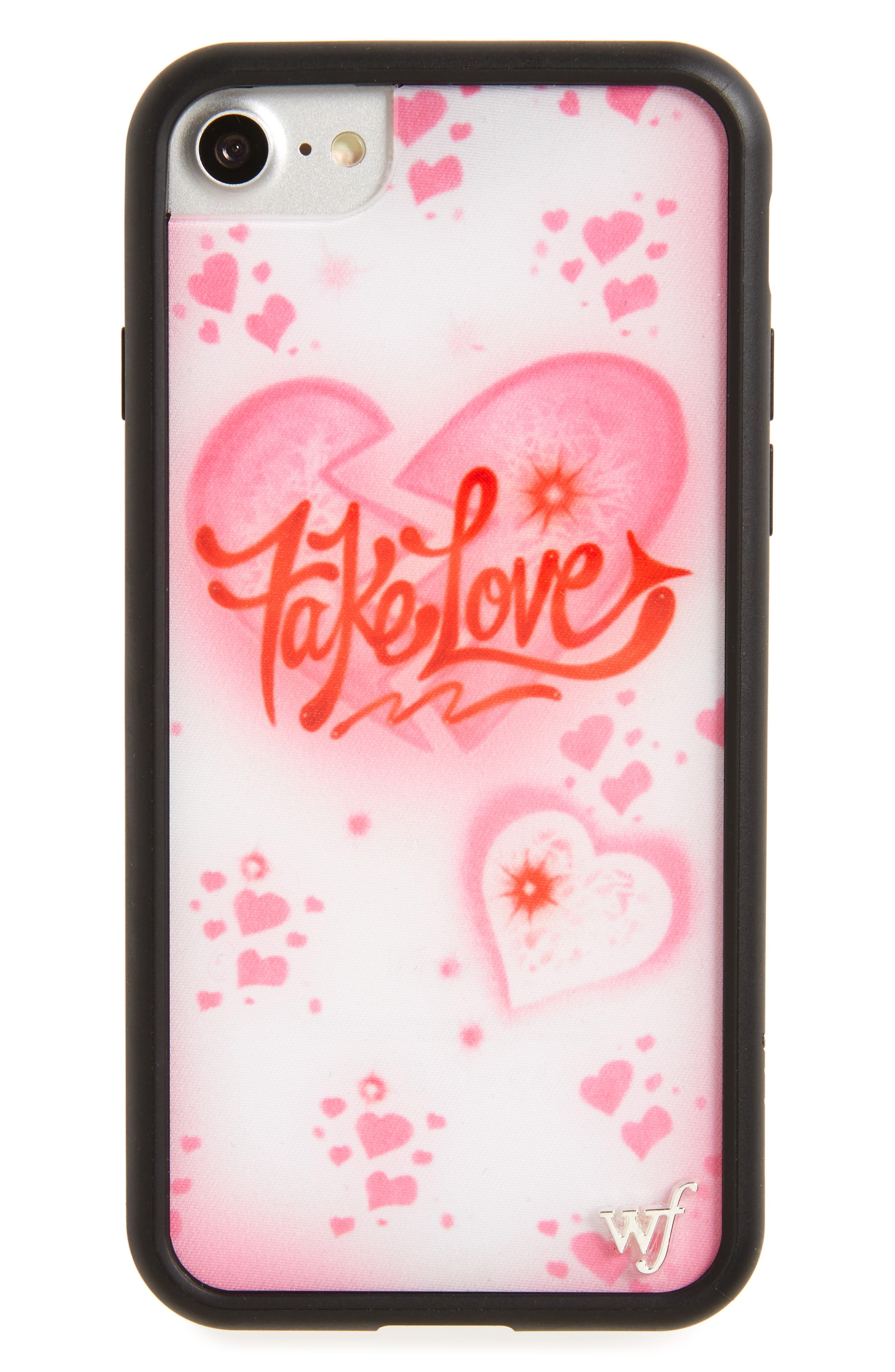 Wildflower Fake Love iPhone 7 Case