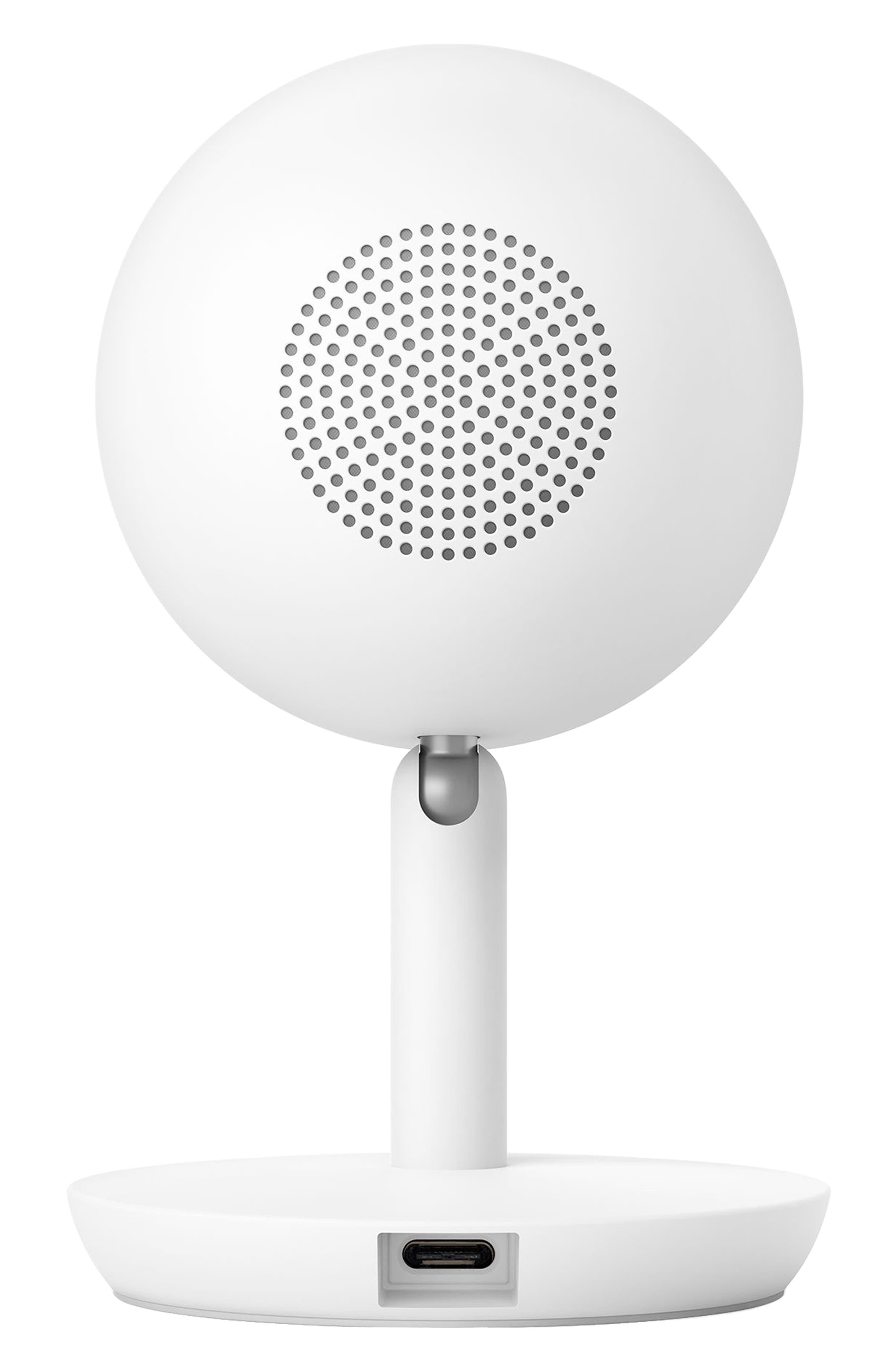 Cam IQ Indoor Security Camera,                             Alternate thumbnail 4, color,                             White