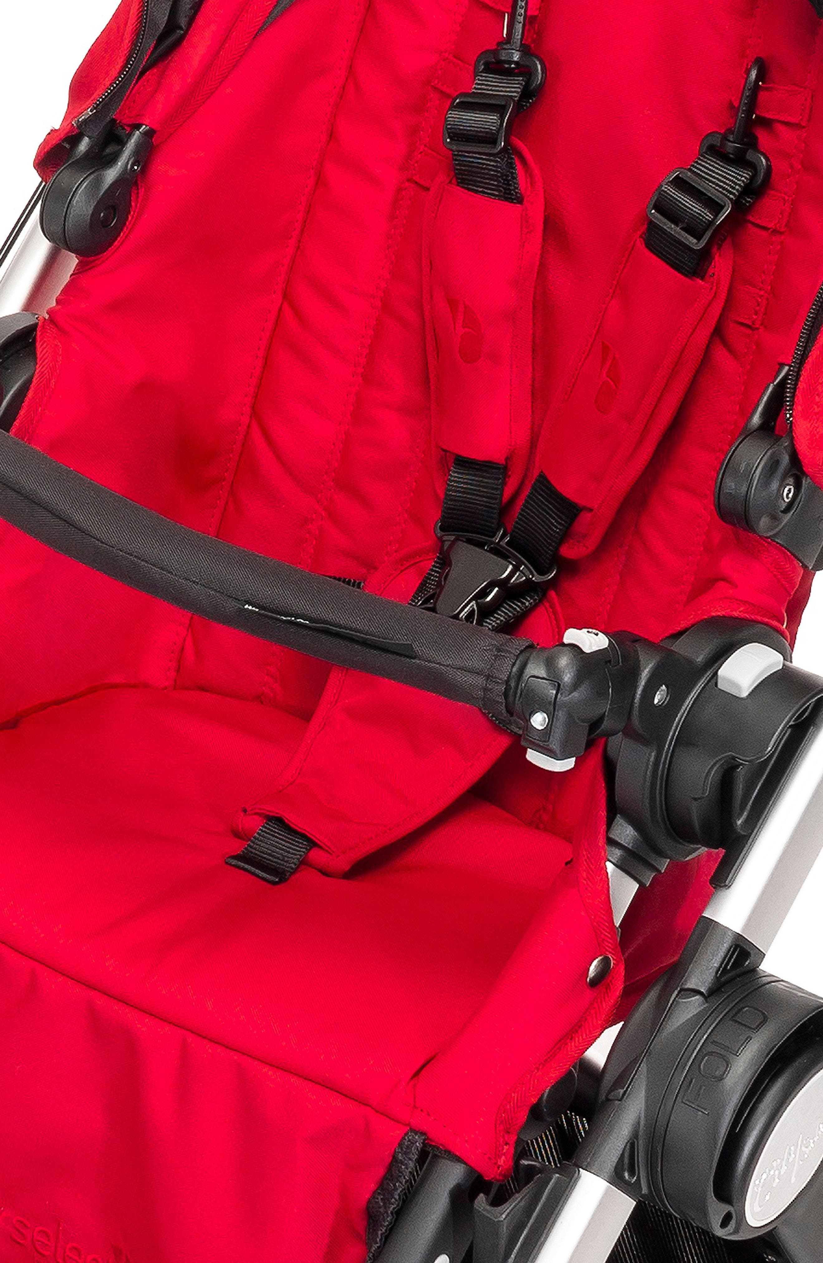 Alternate Image 3  - Baby Jogger City Select® Stroller & Belly Bar
