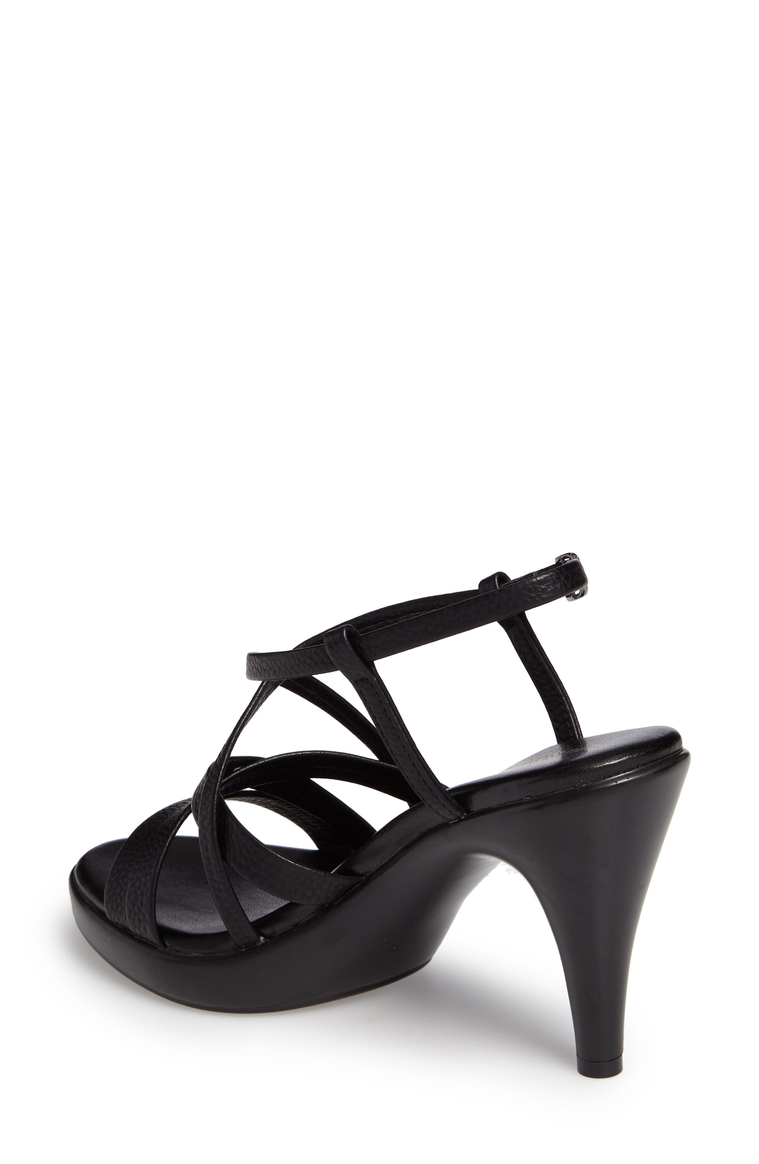 Alternate Image 2  - Athena Alexander Gabrielaa Cross Strap Sandal (Women)